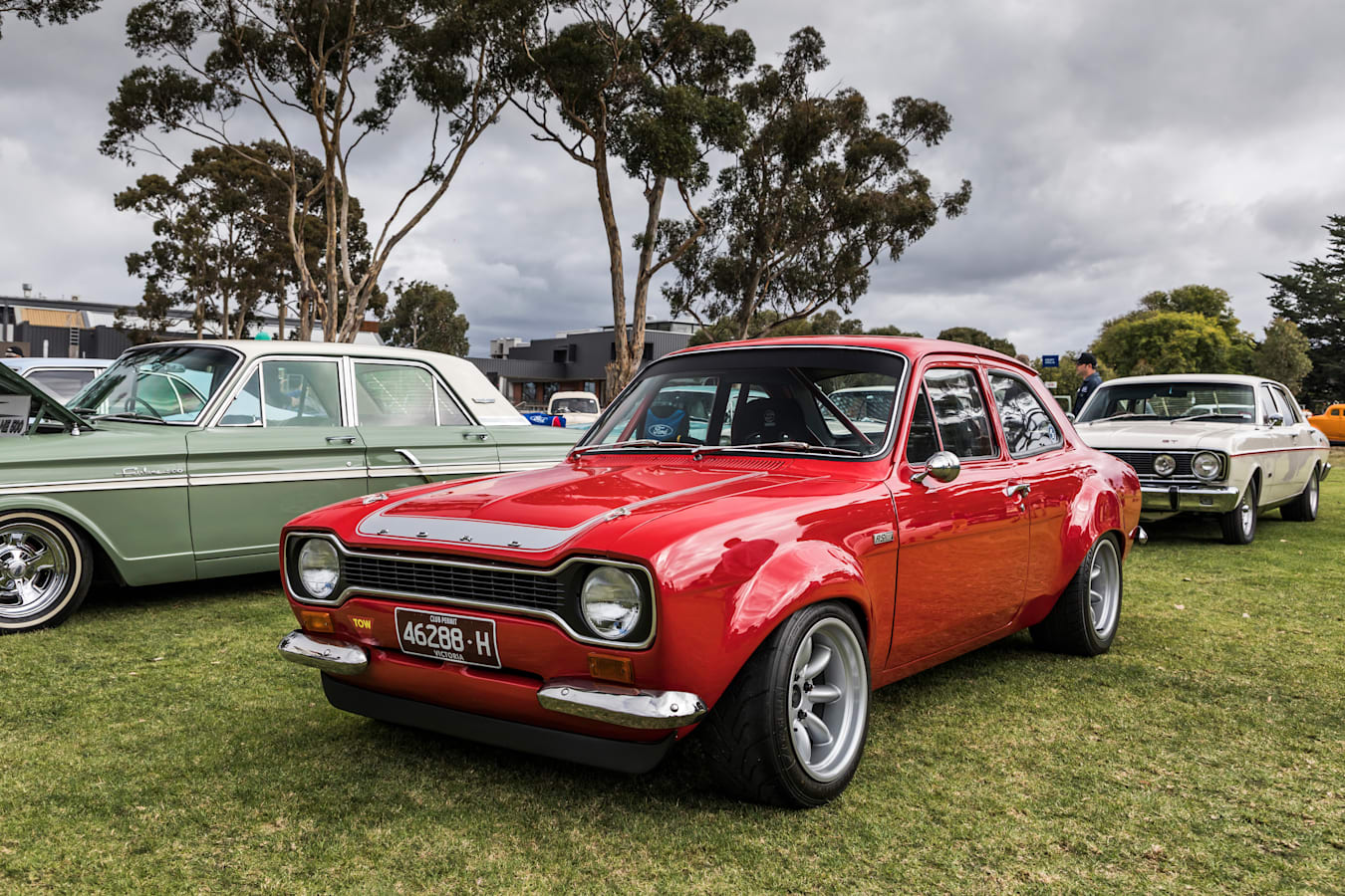Street Machine Events All Ford Day 9124