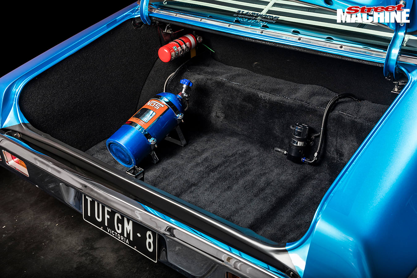 Street Machine Features Holden Hq Boot