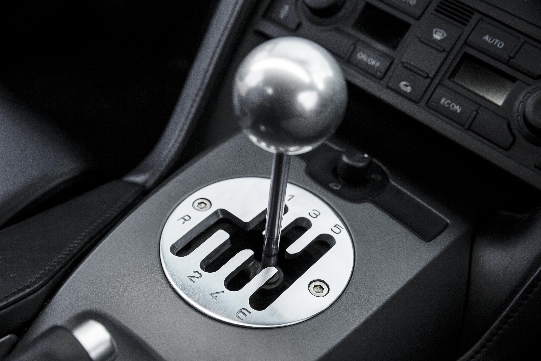 Motor Features Lamborghini Gallardo Interior Detail Shifter