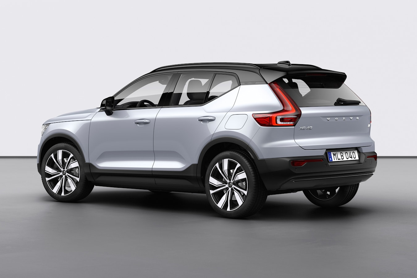 Wheels Reviews 2022 Volvo XC 40 Recharge Pure Electric Rear