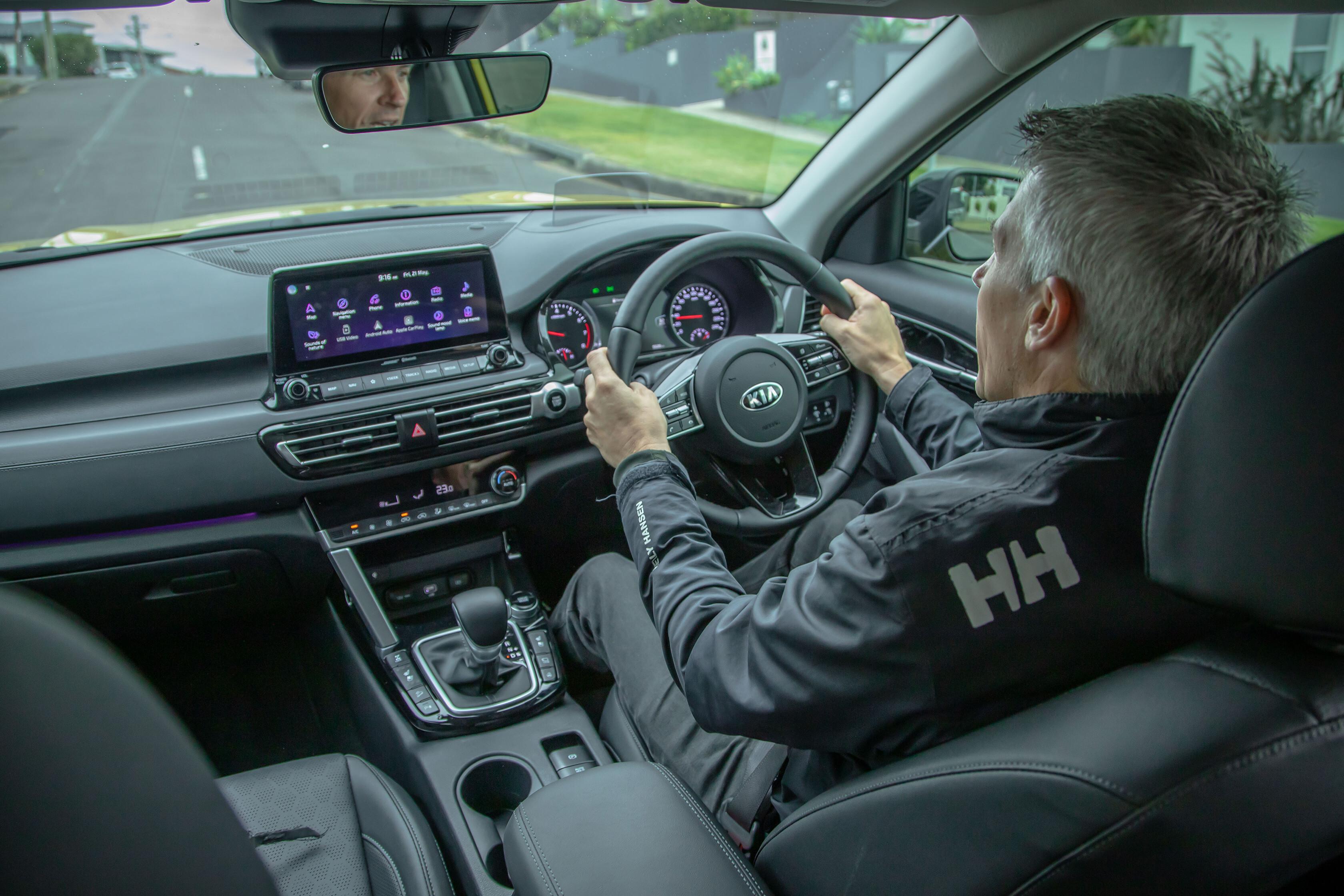 Which Car Car Reviews 2021 Kia Seltos GT Line Drive Review