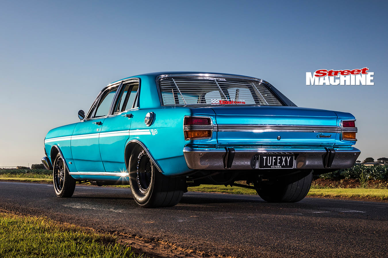 Street Machine Features Ford Falcon Xy Rear