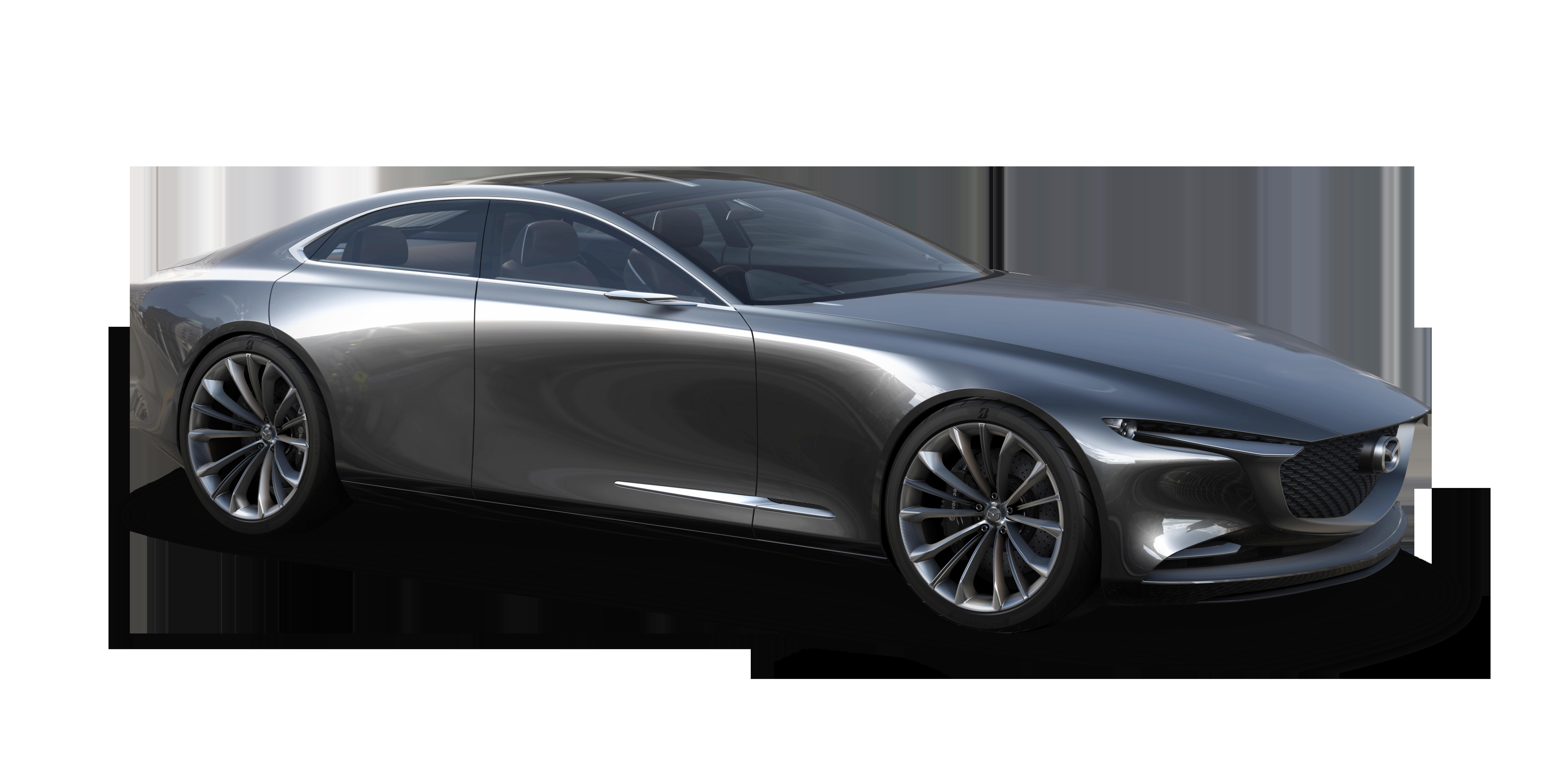 2017 Mazda Concept Vision