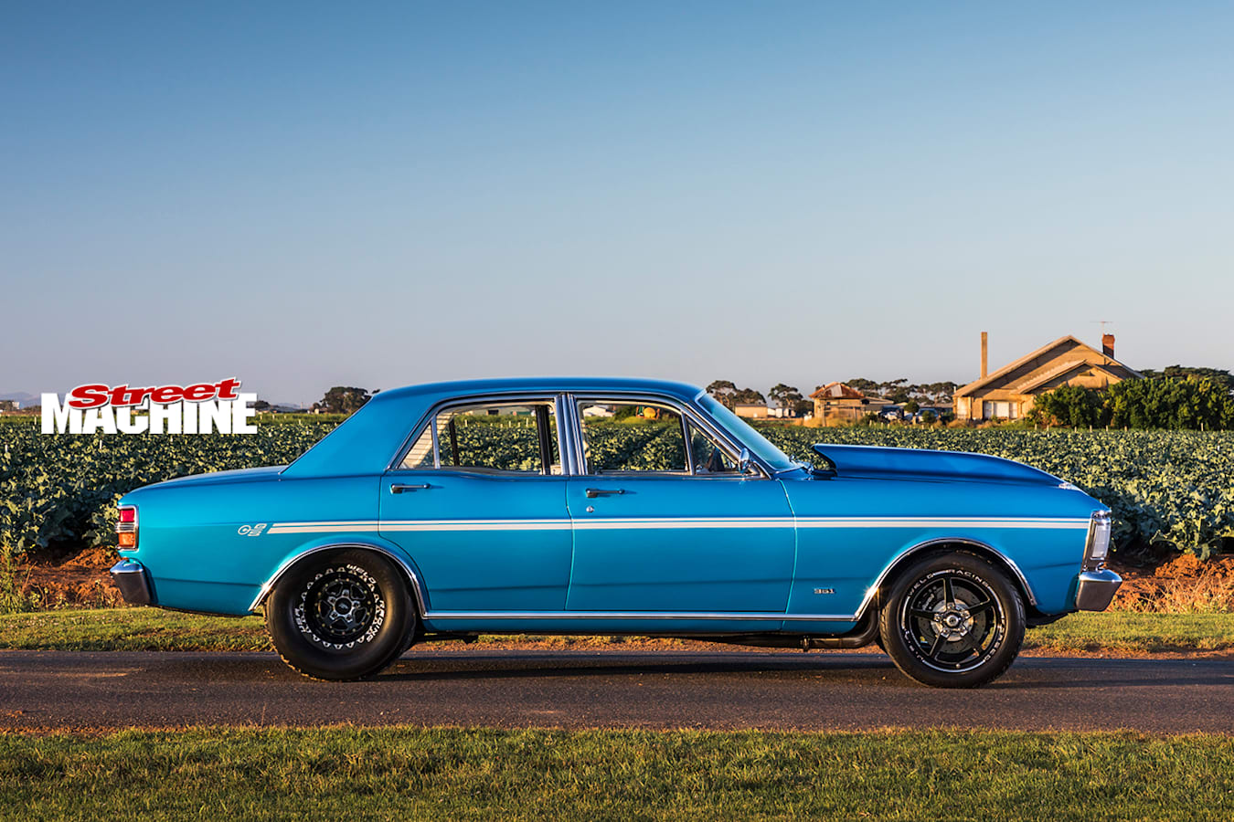 Street Machine Features Ford Falcon Xy Profile