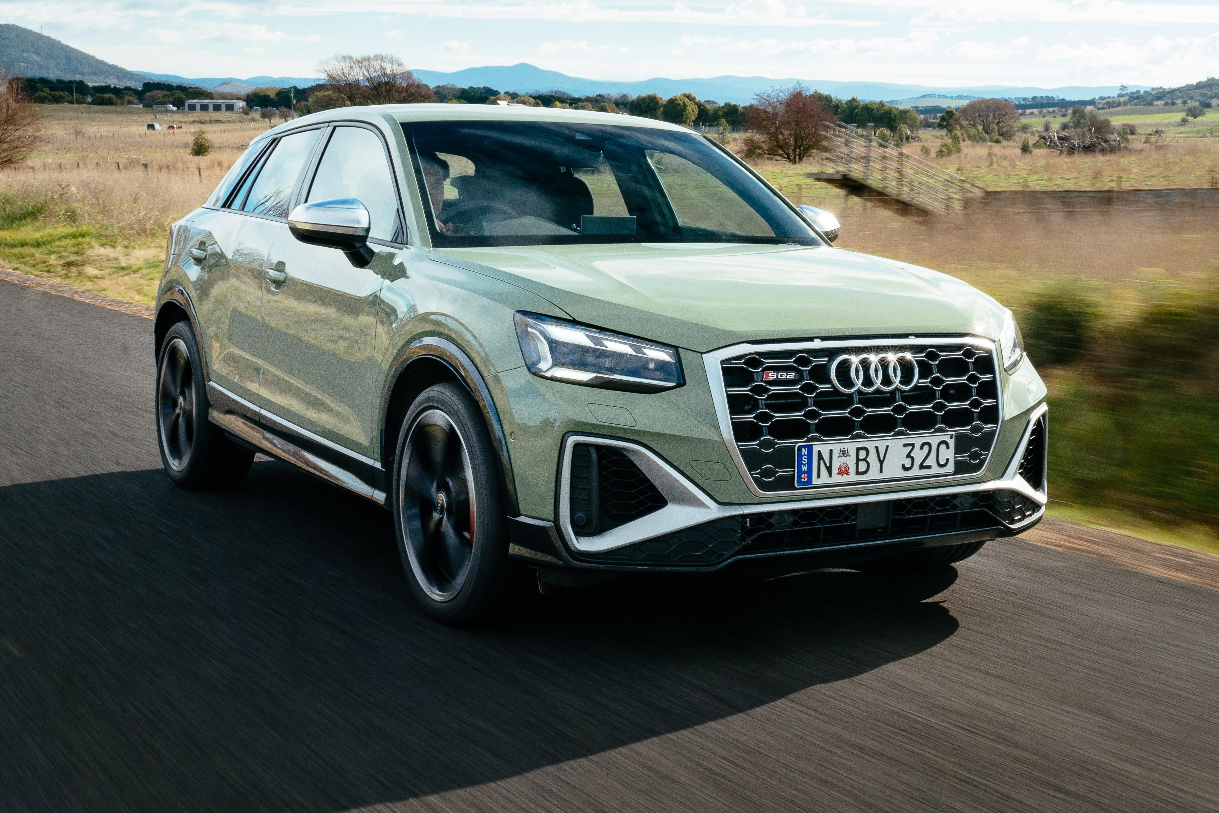 2021 Audi SQ2 review – Australian first drive