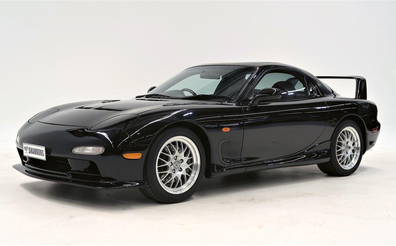 1995 Mazda RX-7 SP
