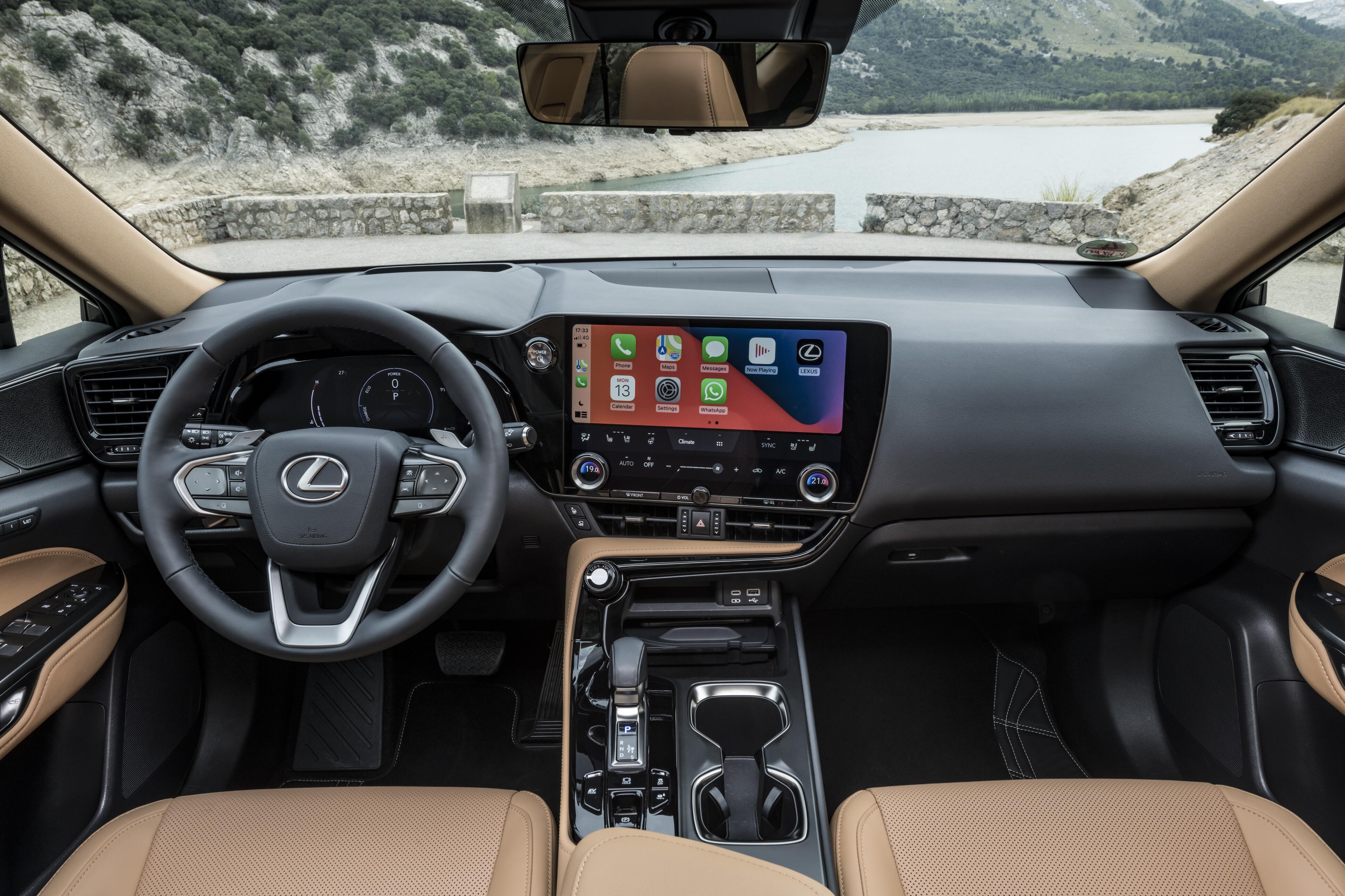 Lexus Nx 350 H 2022 Lexus Nx 350 H review 31