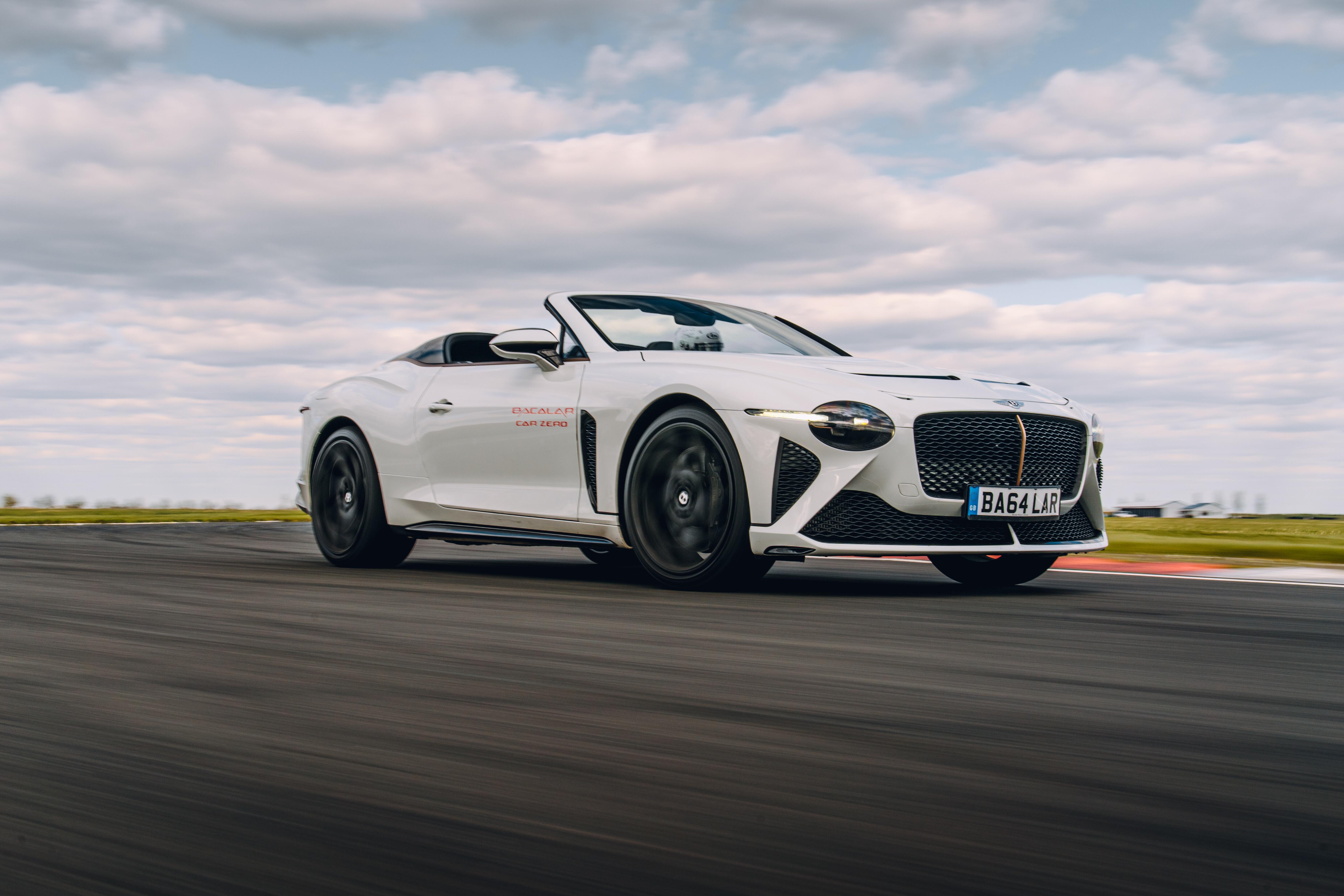 2021 Bentley Bacalar review
