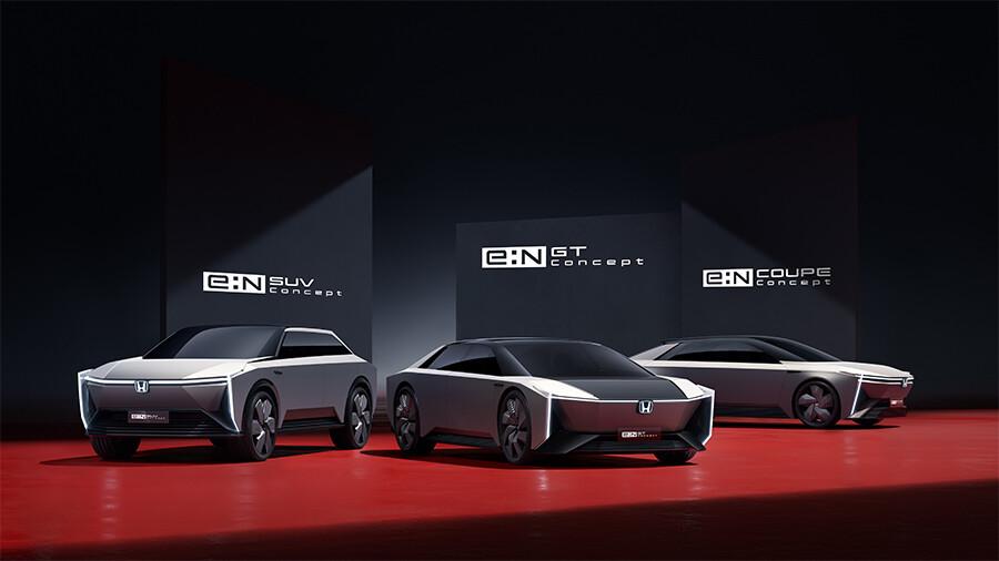 Các khái niệm Honda EN