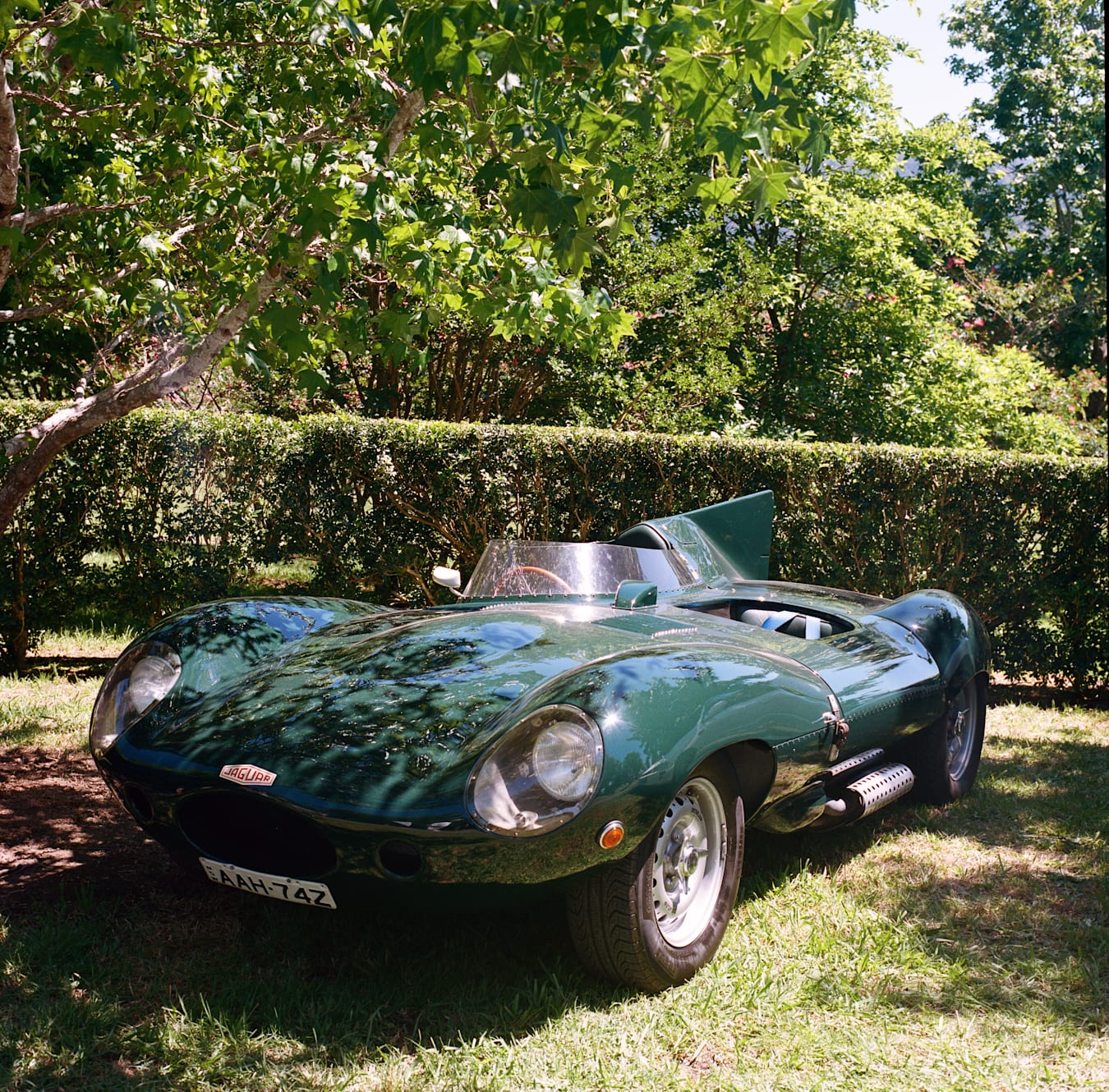 Berry Motorfair Jaguar