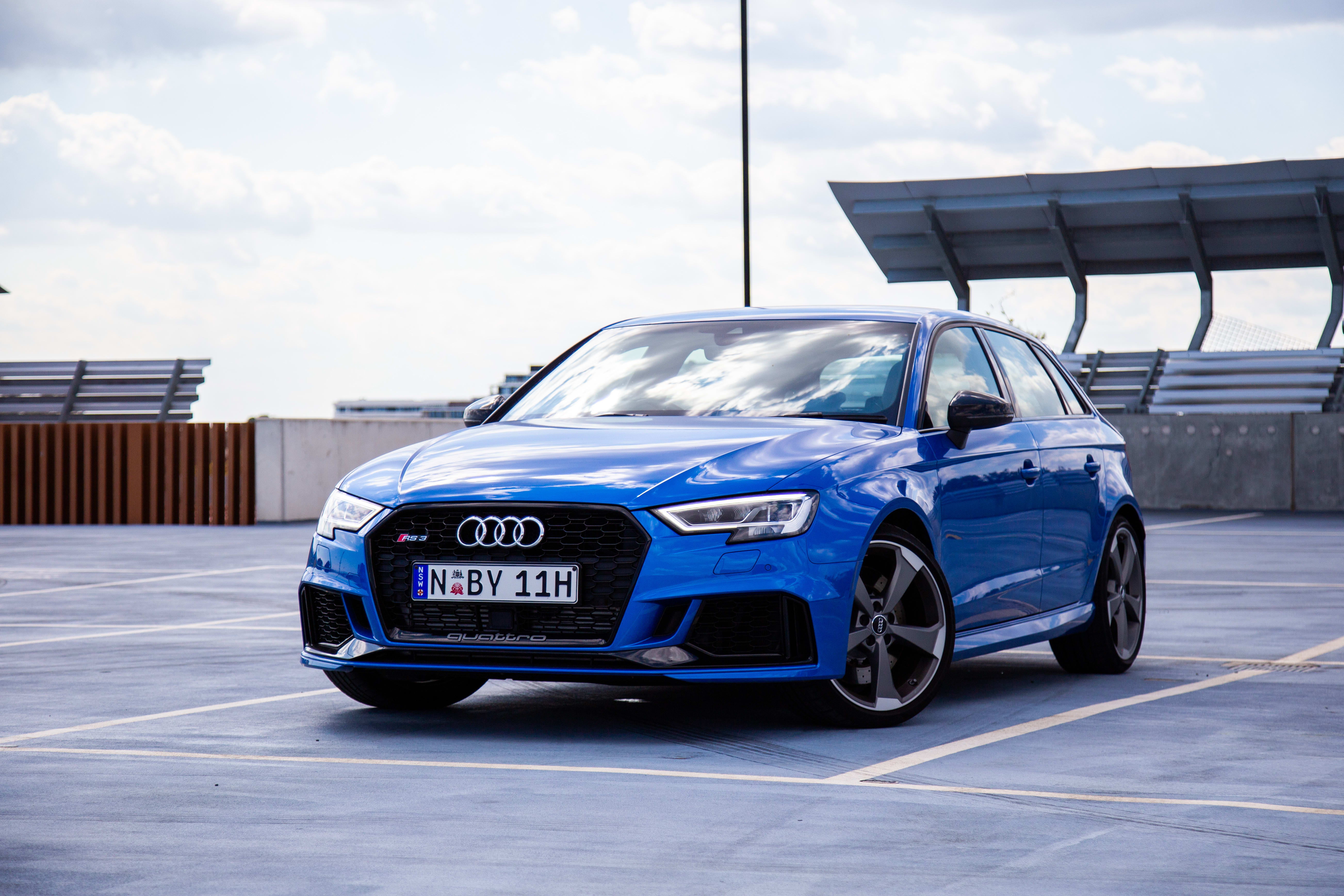 2021 Audi RS3 long-term review