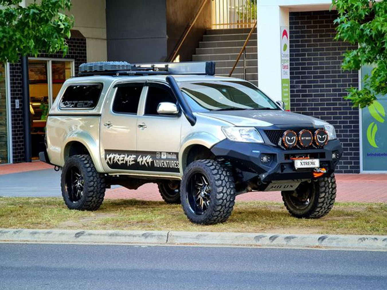 4 X 4 Australia Reviews 2021 May 2021 Toyota Hilux Readers Rig