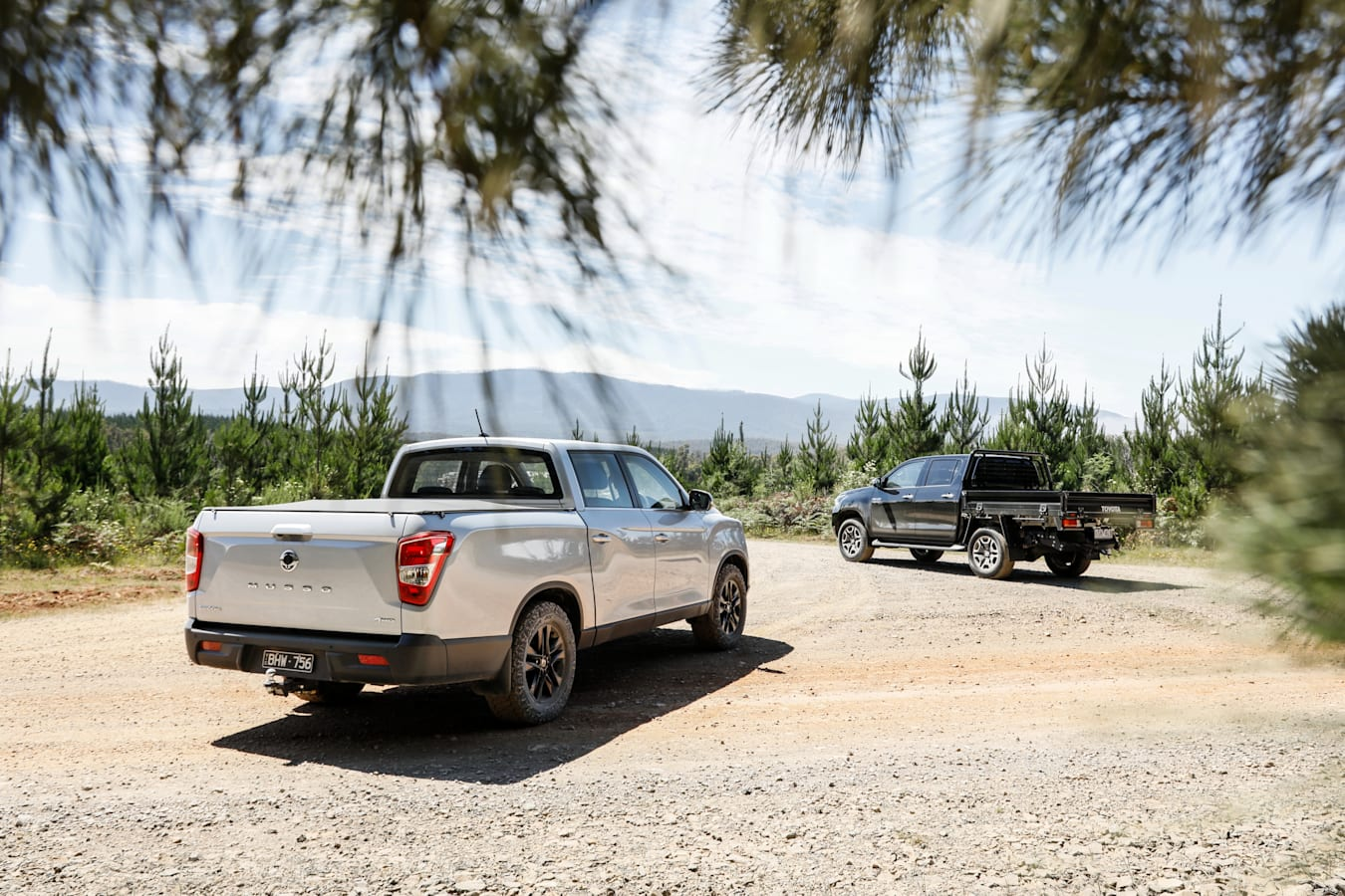 4 X 4 Australia Reviews 2021 May 2021 MUSSO HILUX 006