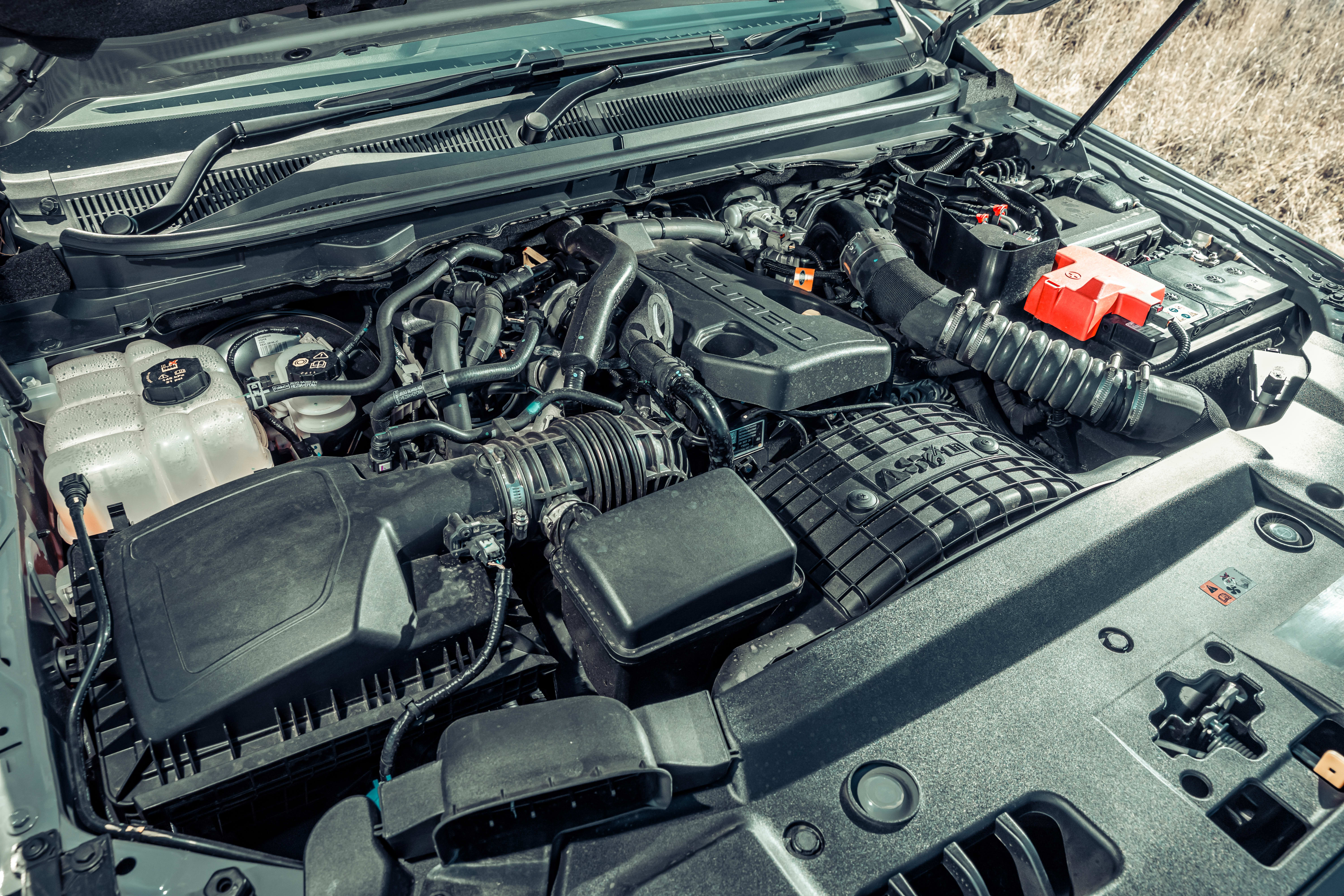 4 X 4 Australia Comparisons 2021 May 21 Ford Ranger FX 4 MAX 9