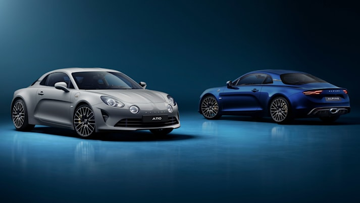 2021 Alpine A110 Legende GT