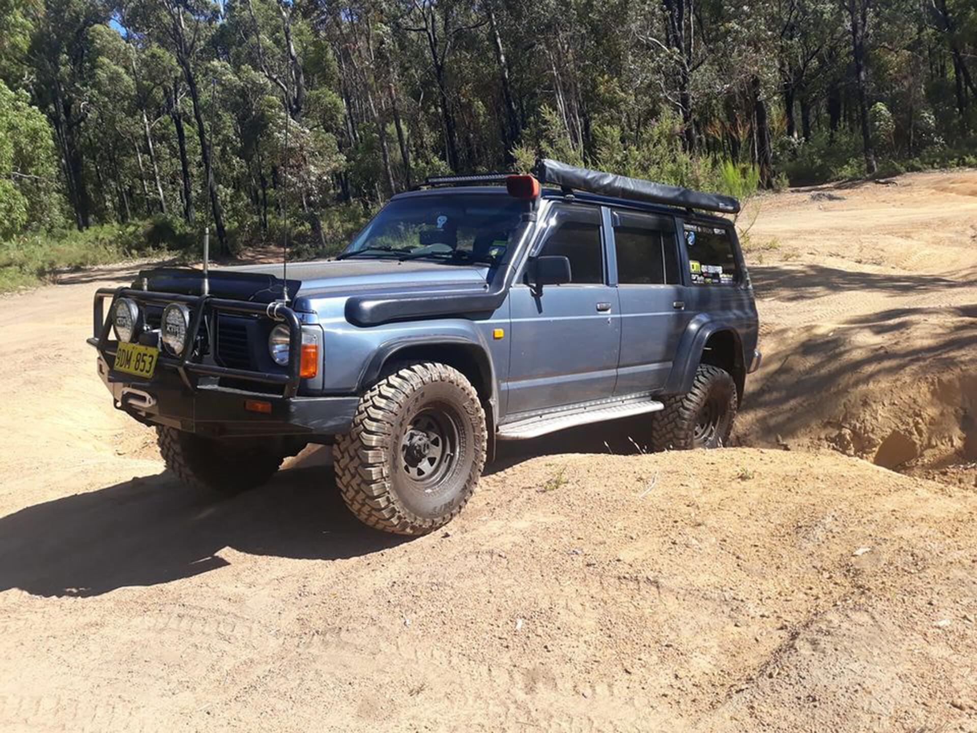 4 X 4 Australia Reviews 2021 May 2021 Nissan Patrol Readers Rig