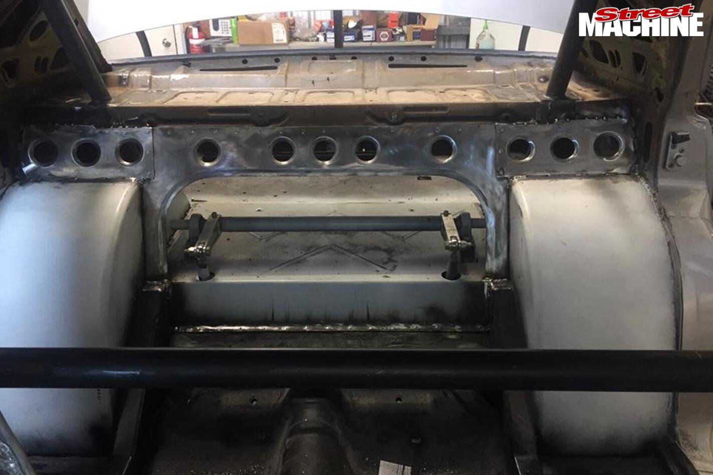 Ford TD Cortina build