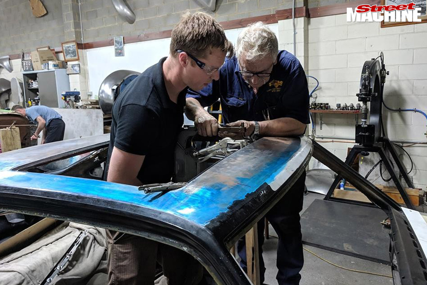 Holden UC Sunbird build
