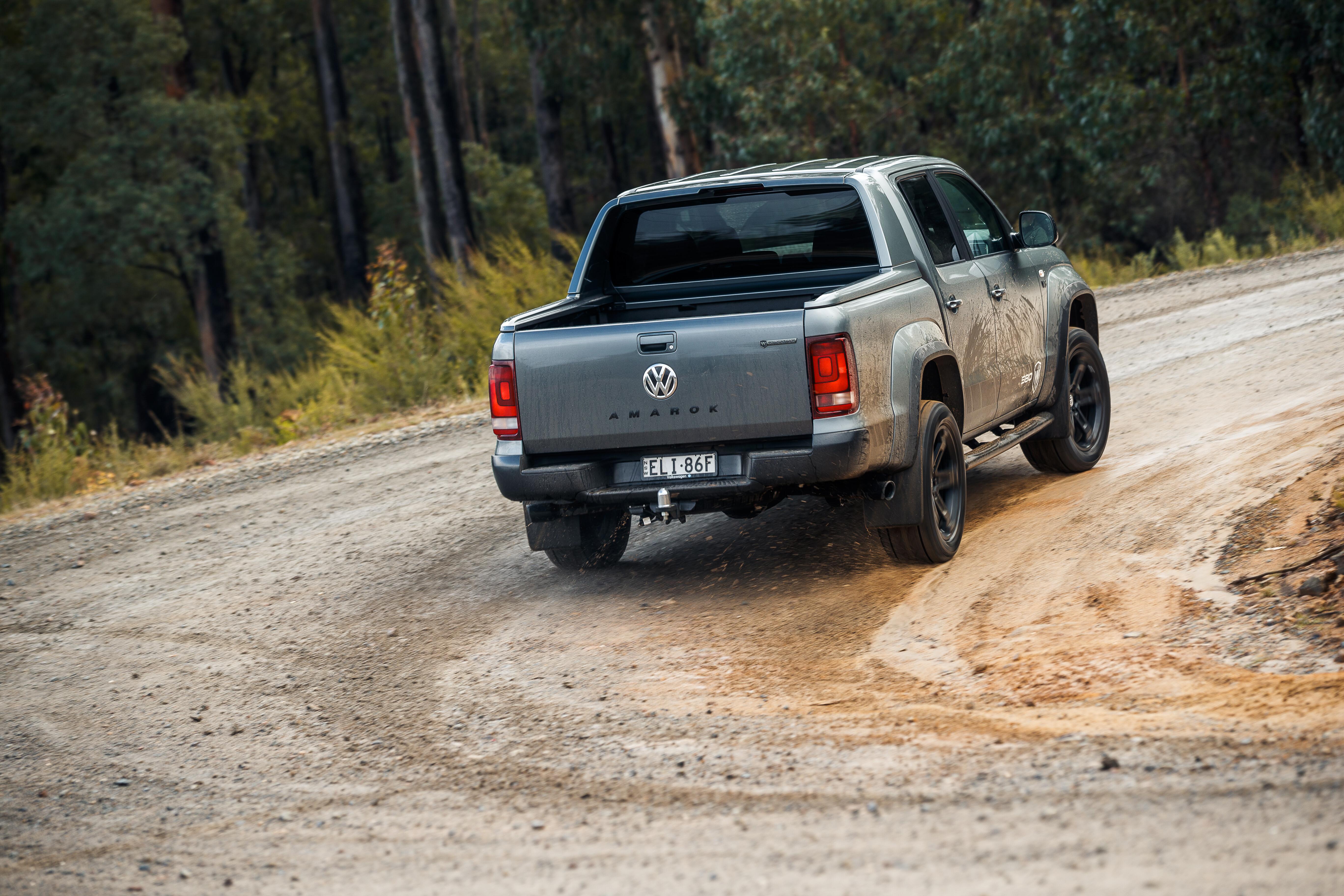 4 X 4 Australia Reviews 2021 July 2021 2021 Volkswagen Amarok W 580 S 19