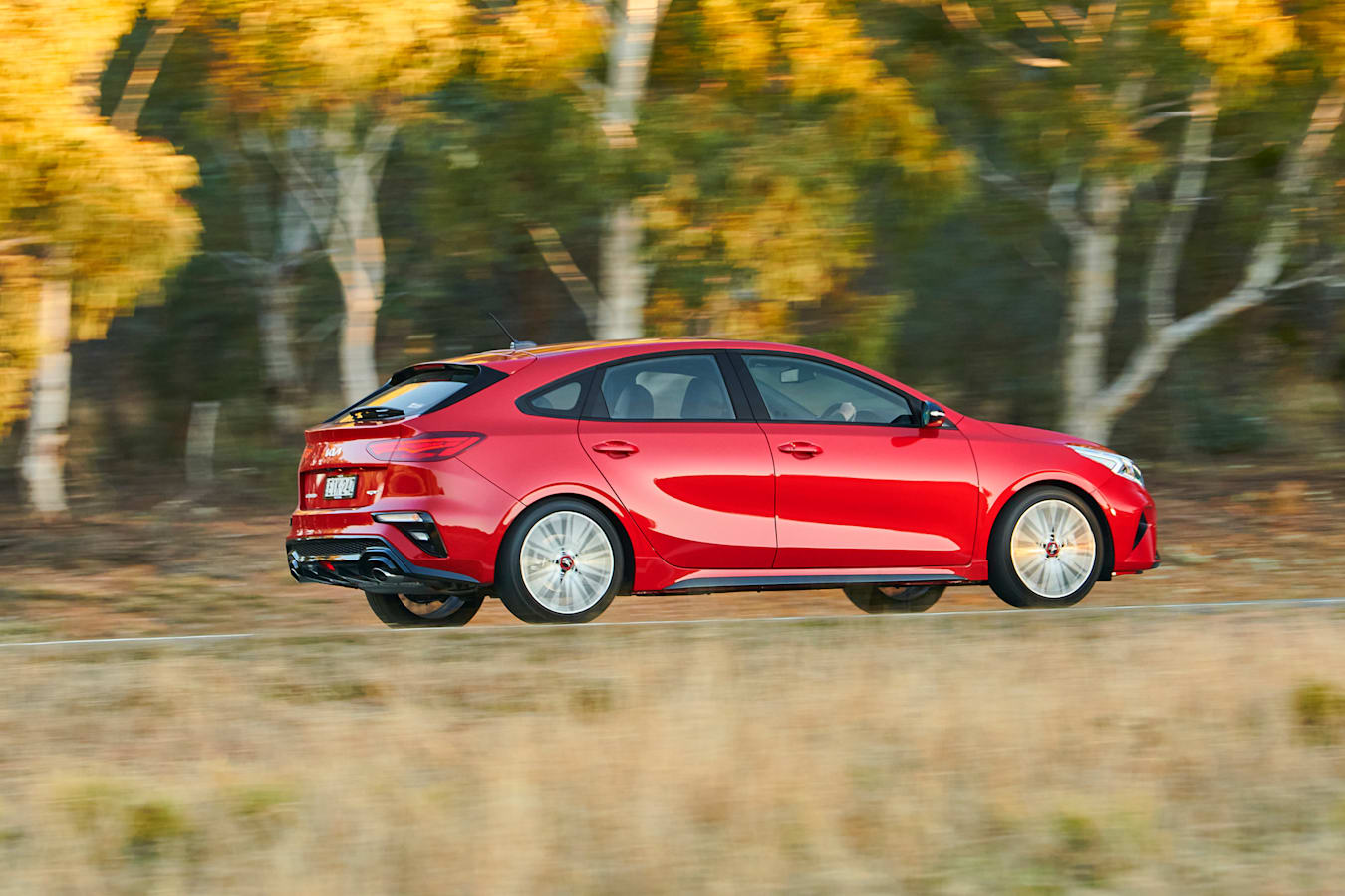 Which Car Car Reviews 2022 Kia Cerato GT Facelift Ride And Handling