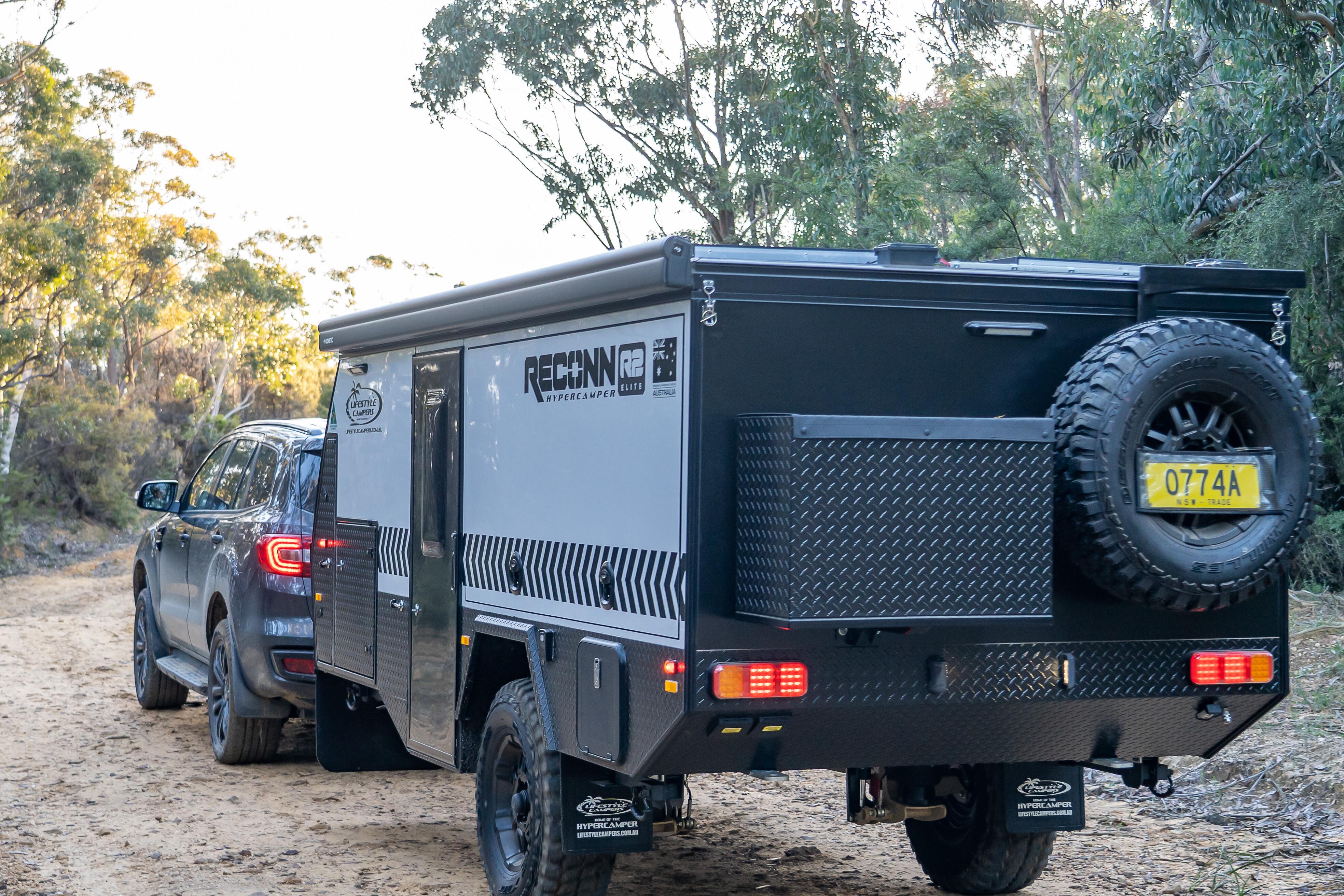4 X 4 Australia Gear Lifestyle Reconn 2 Camper 7