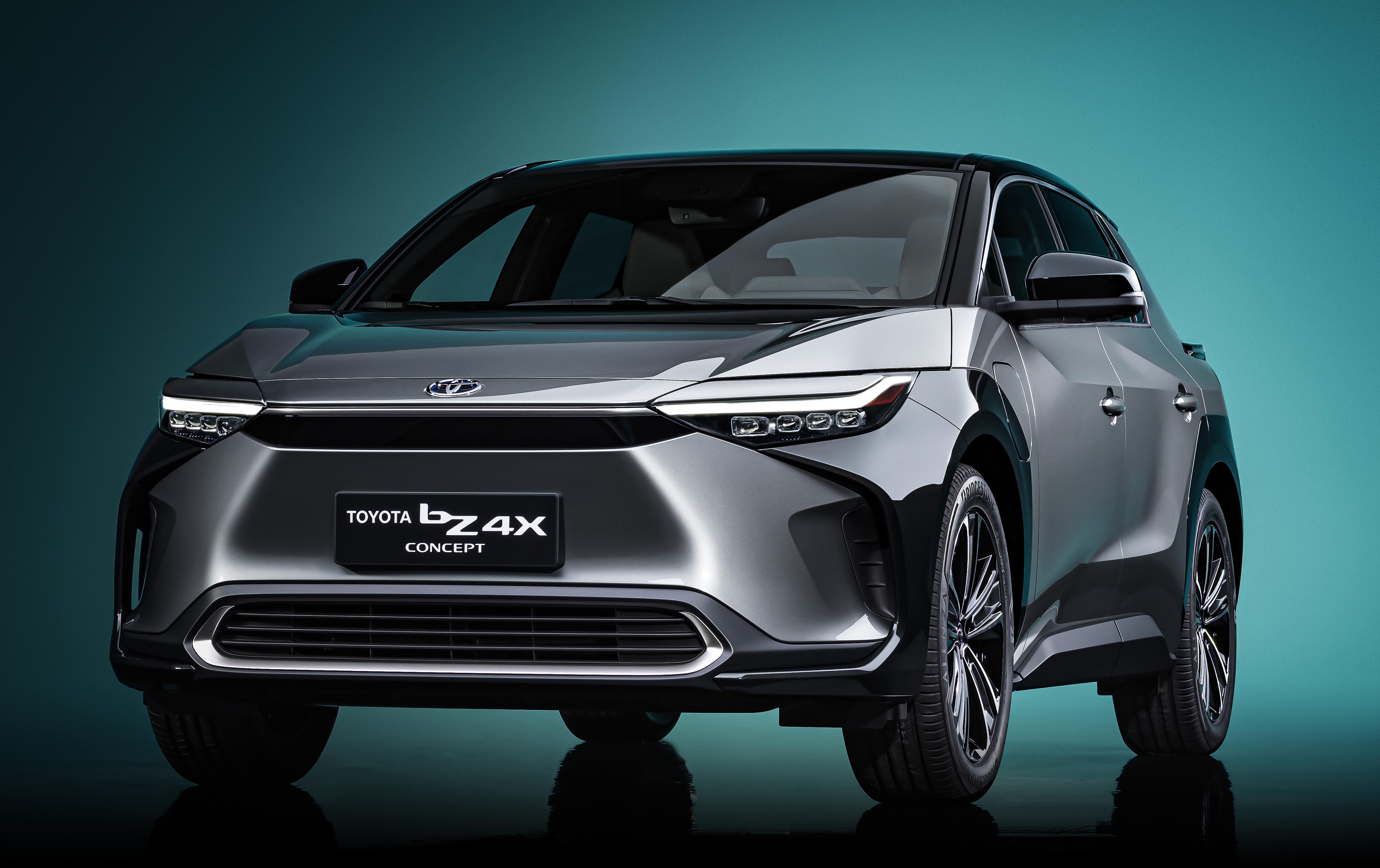 Toyota BZ4X EV