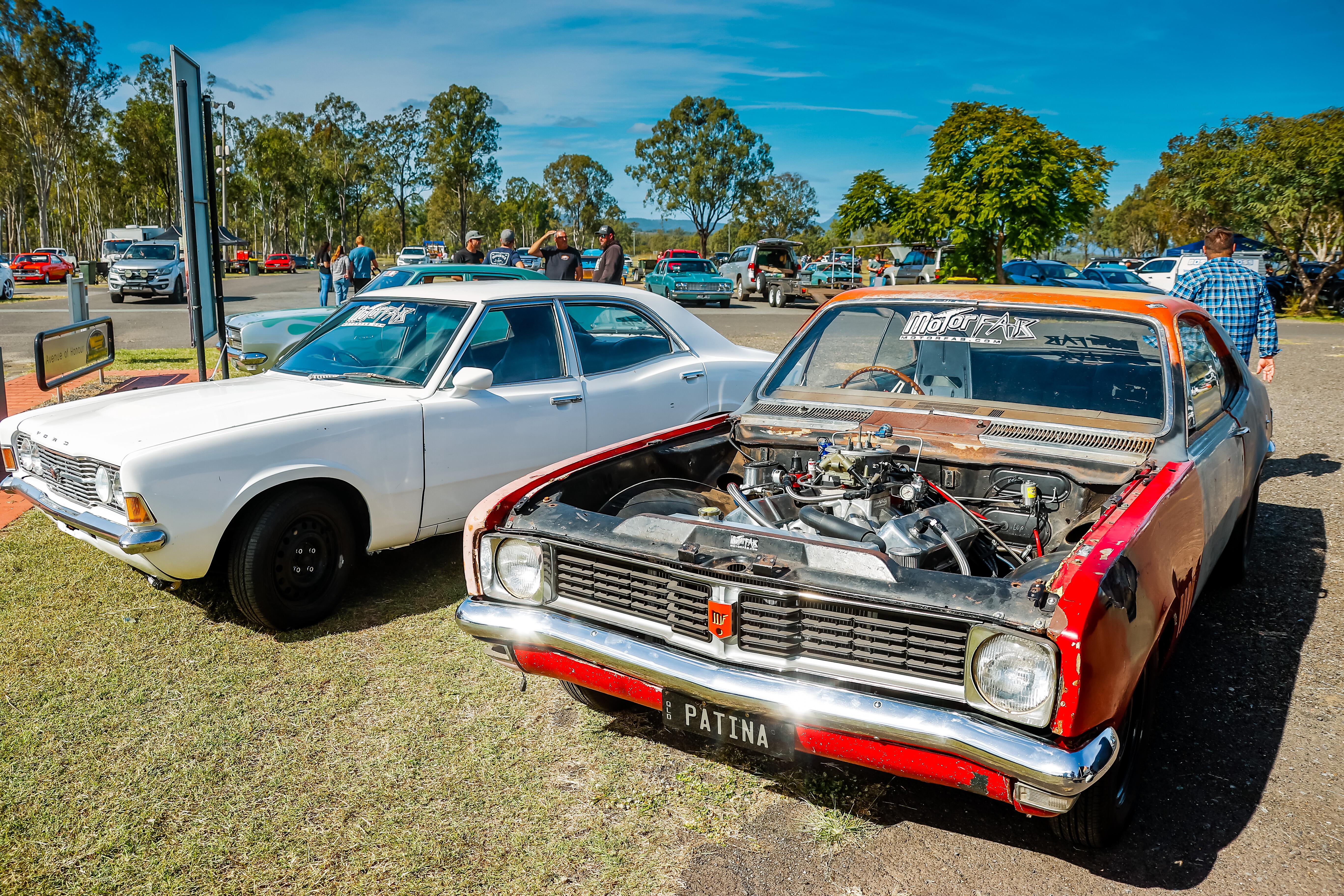 Street Machine Events Aussie Rivals Drags 2021 515