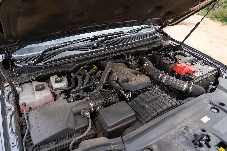 4 X 4 Australia Reviews 2021 June 2021 Ford Everest Sport Engine