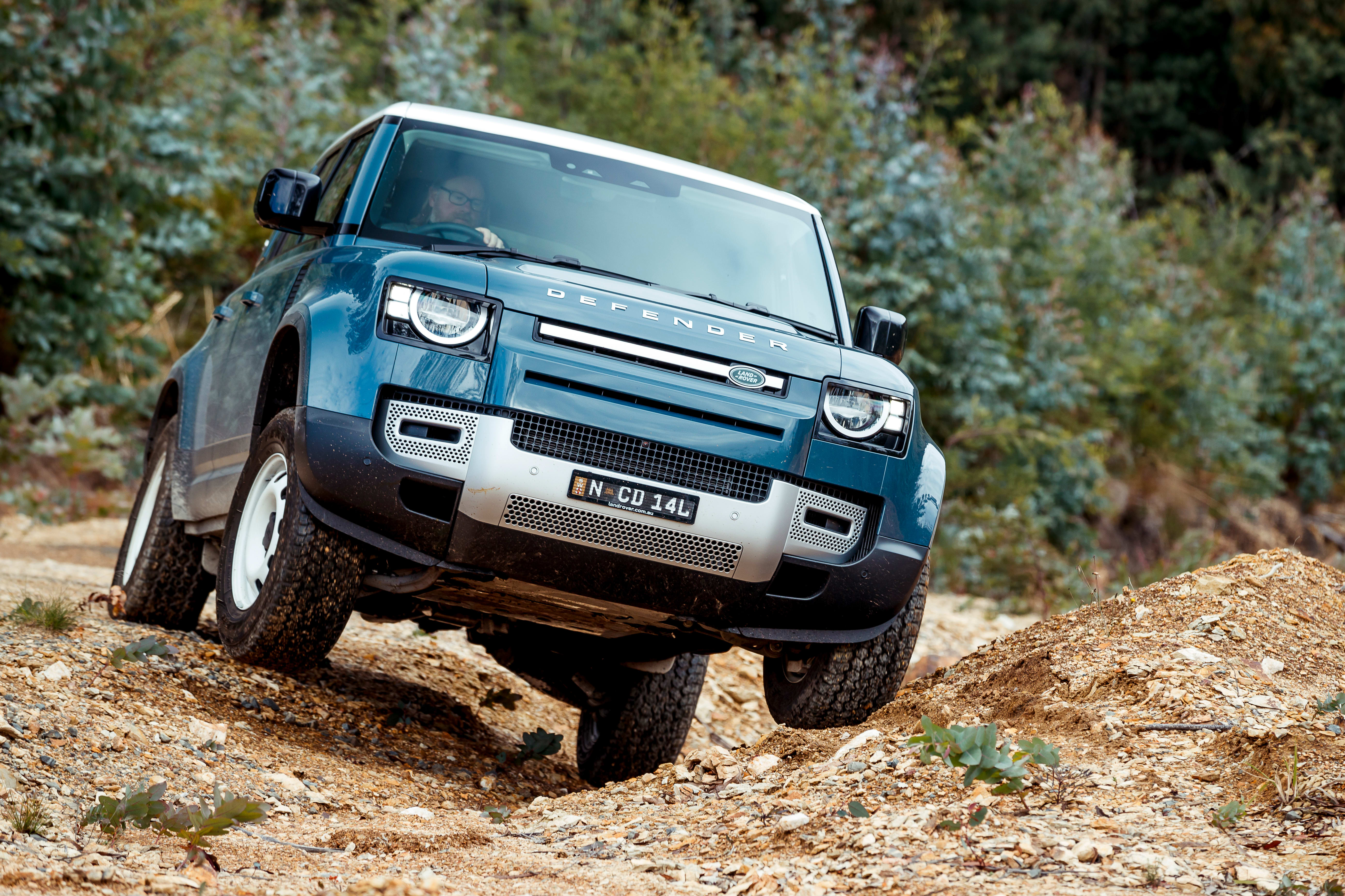 2021 Land Rover Defender 110 D250 S