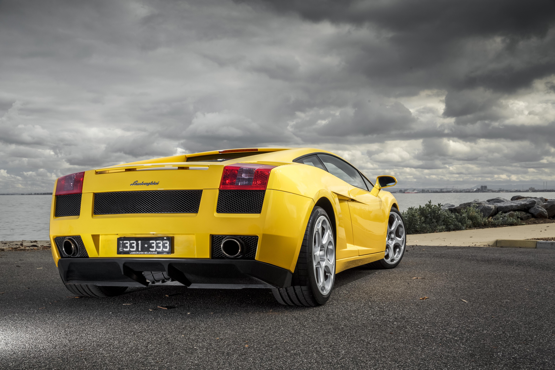 Motor Features Lamborghini Gallardo Rear Quarter