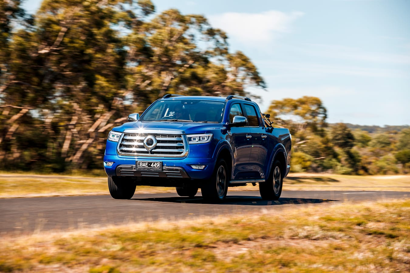 4 X 4 Australia Comparisons 2021 May 21 GWM Ute Cannon Performance Test Timing