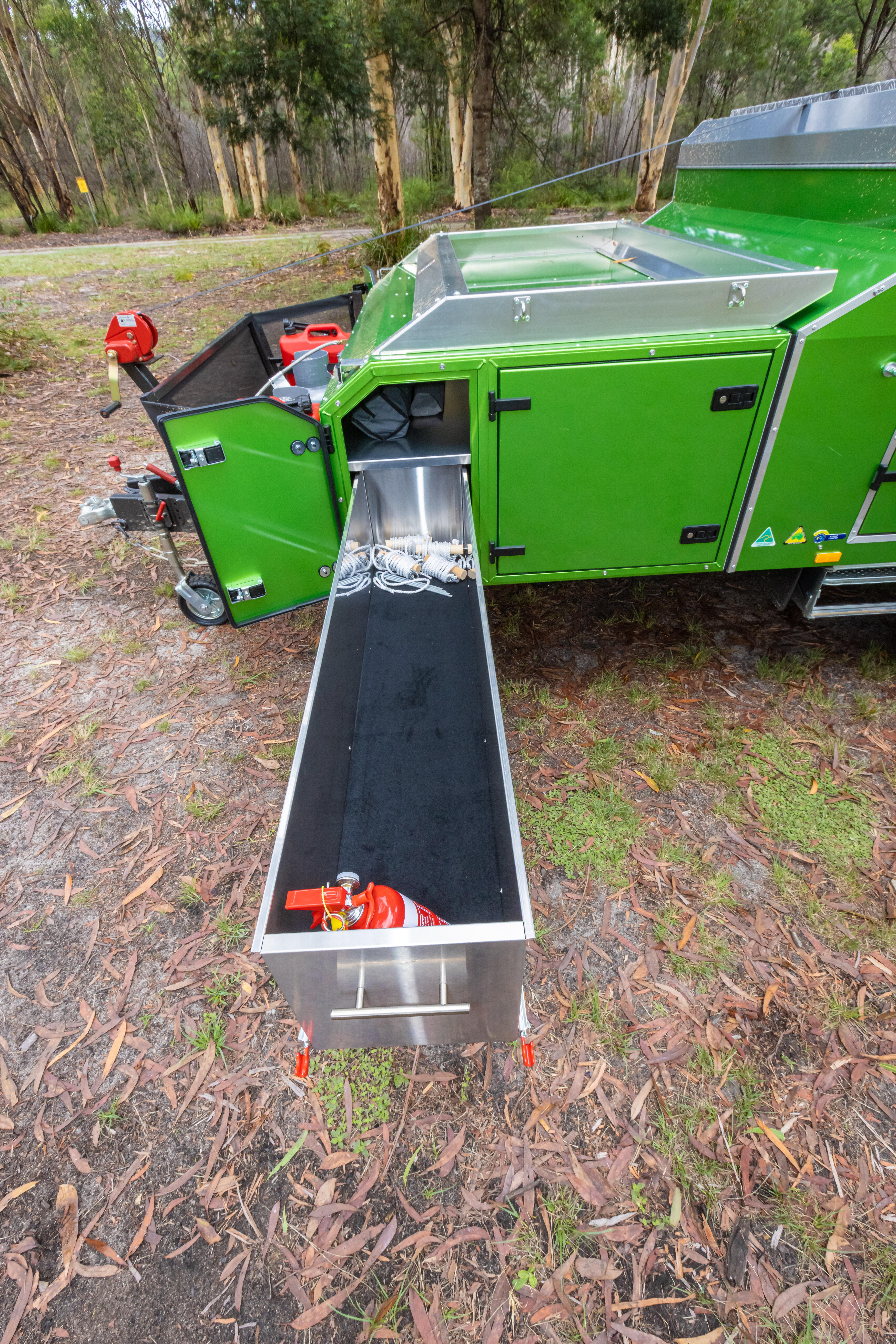 4 X 4 Australia Gear Cub Drifter 31