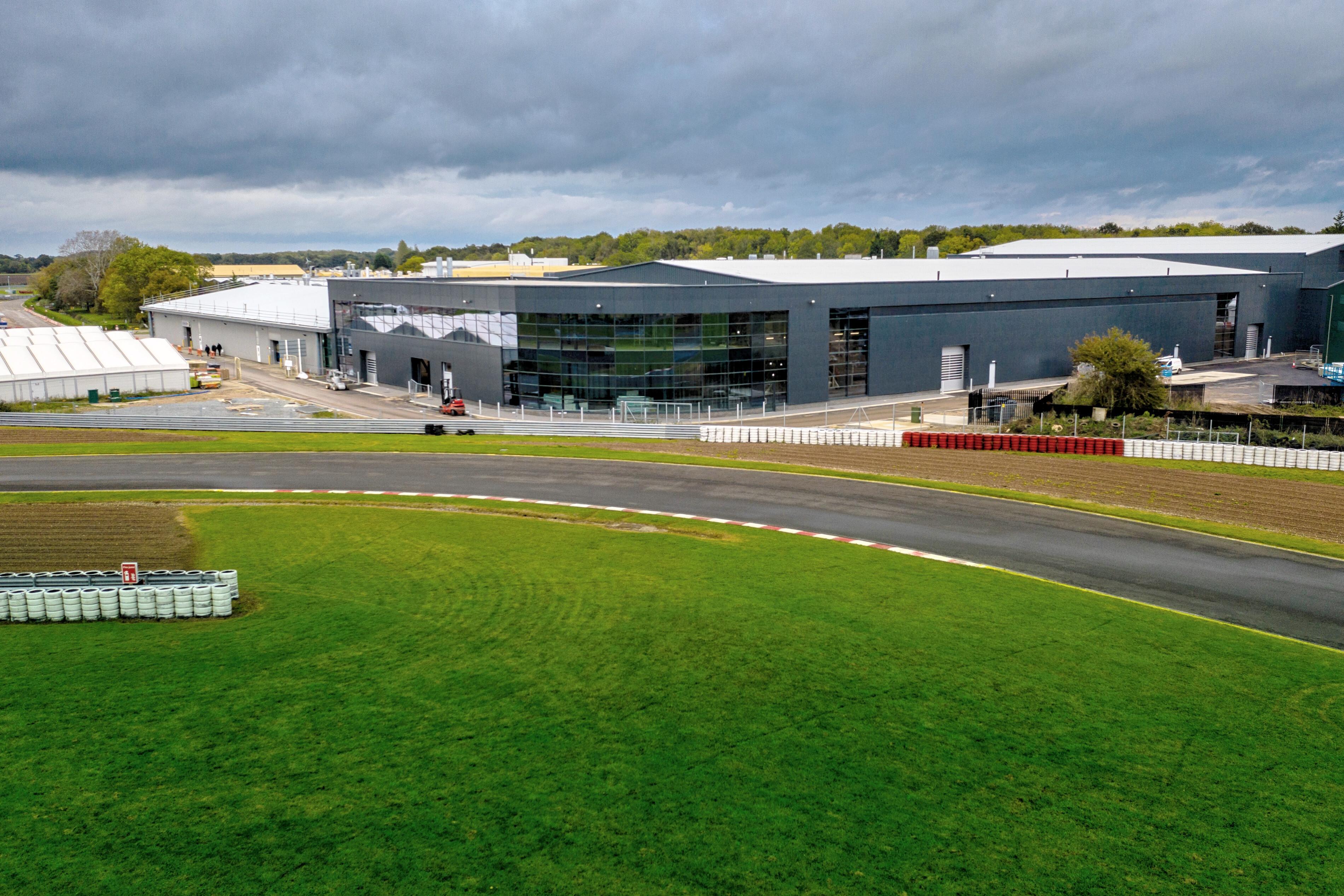 Motor Features New Hethel Sports Car Factory 2