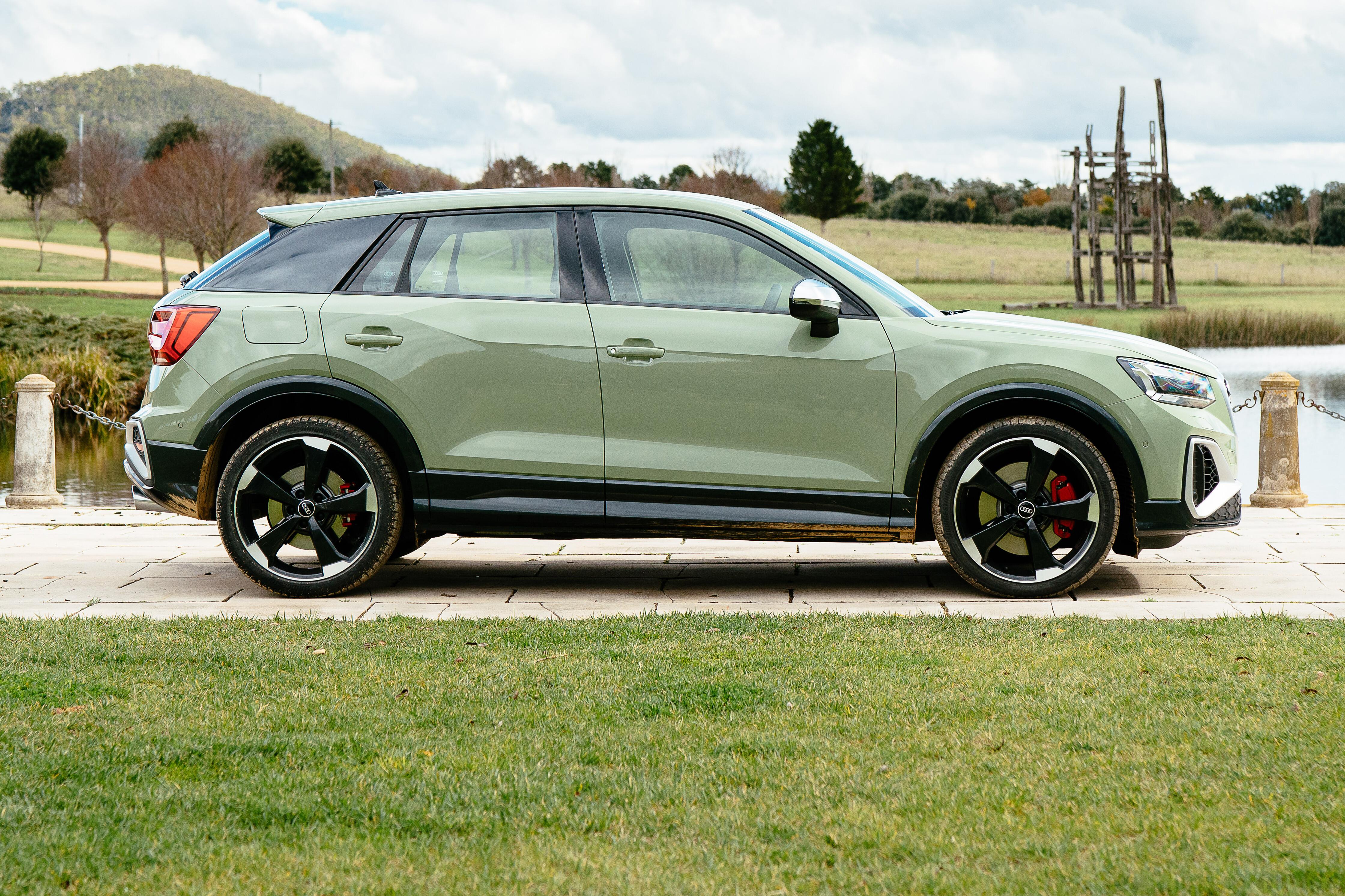 Wheels Reviews 2021 Audi Sq 2 Review Australian Launch 9