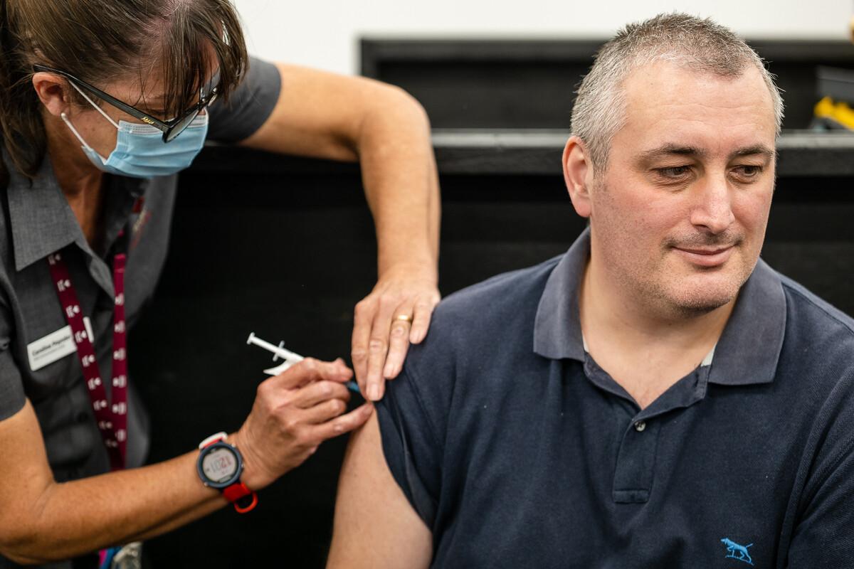 Which Car Car News Ford Vaccination Hub Geelong 7