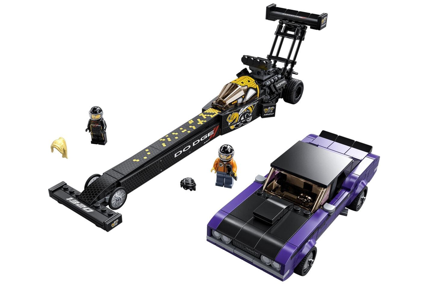 Dodge LEGO set
