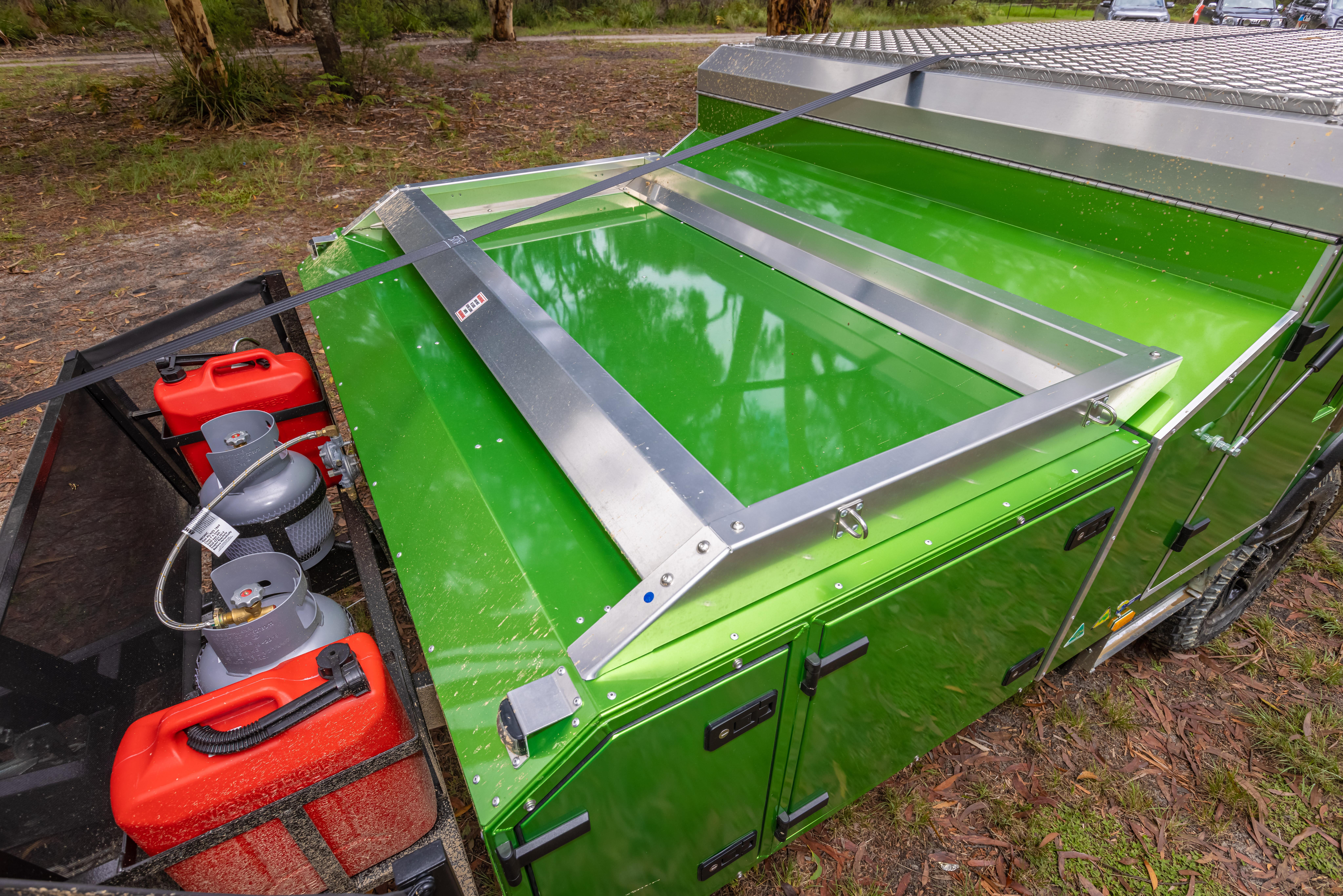 4 X 4 Australia Gear Cub Drifter 5