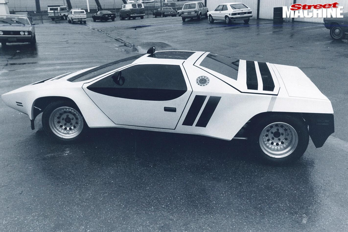 Street Machine Features Jerry Wiegert Supercar