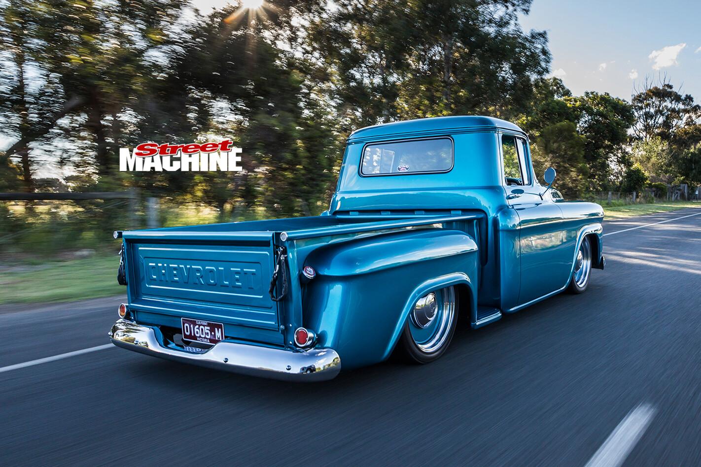 Street Machine Features Chevrolet Apache Onroad