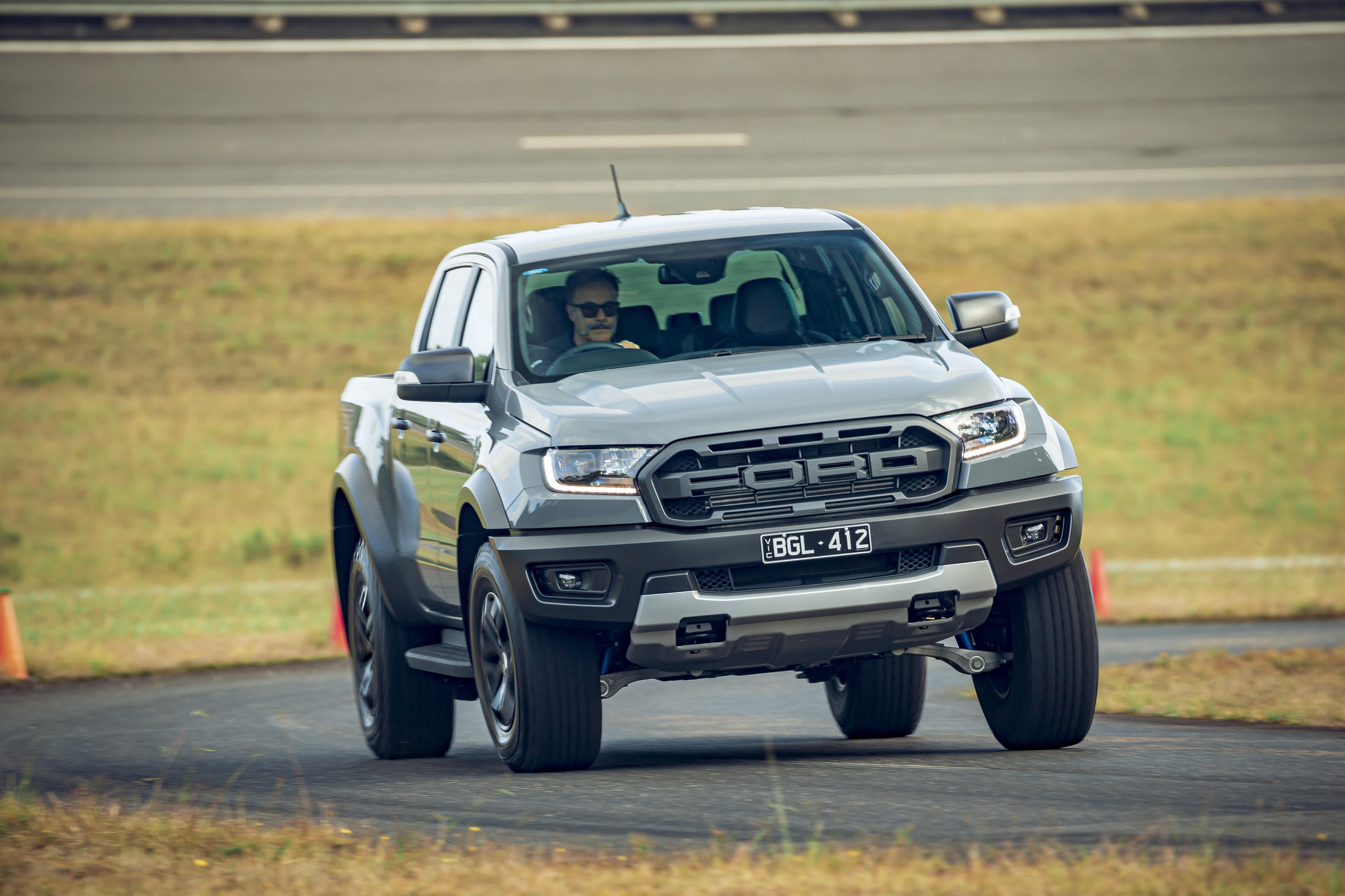 4 X 4 Australia Comparisons 2021 May 21 Ford Ranger Raptor Handling