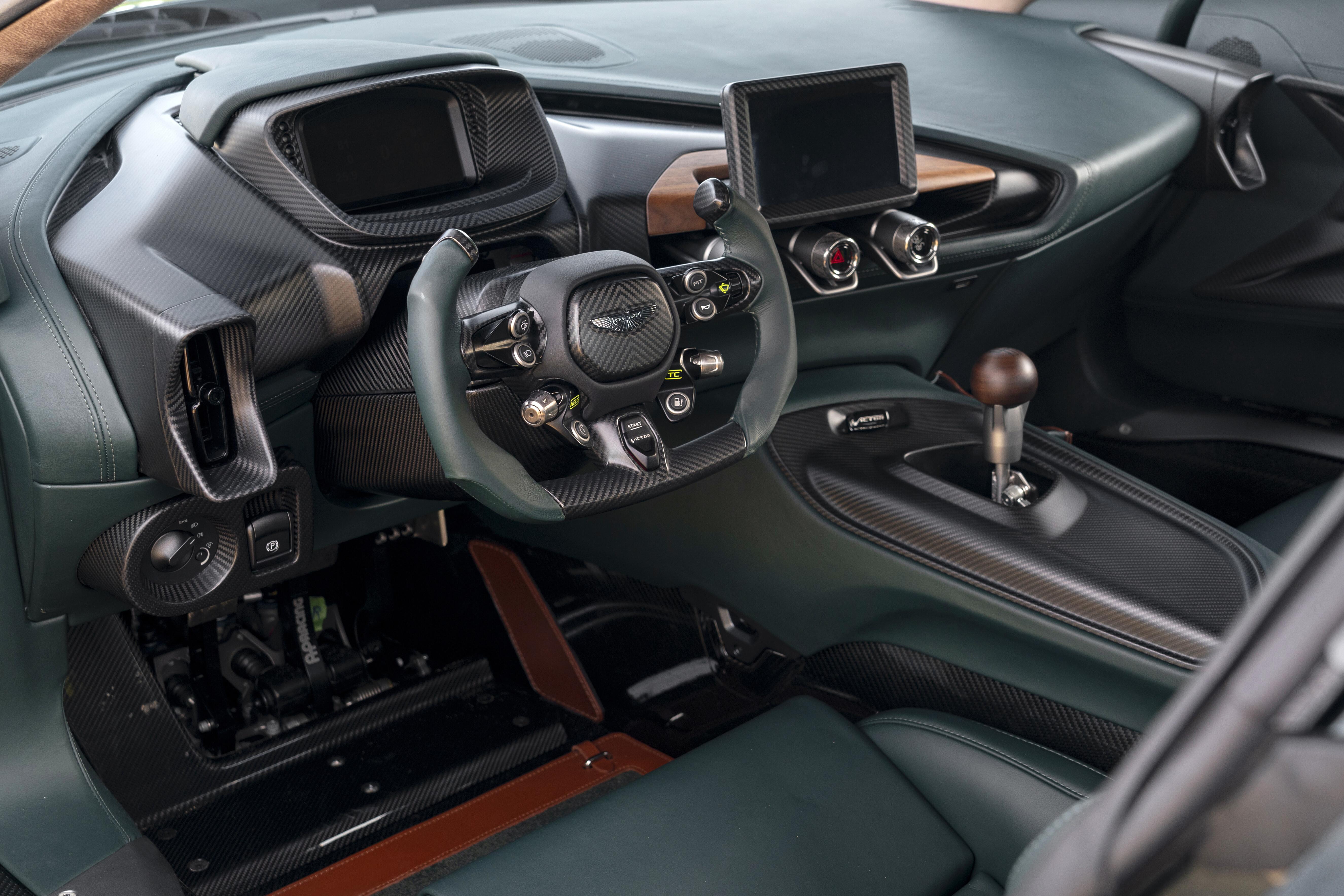 Motor Reviews Kyle Fortune Aston Martin Victor Photo Max Earey 061
