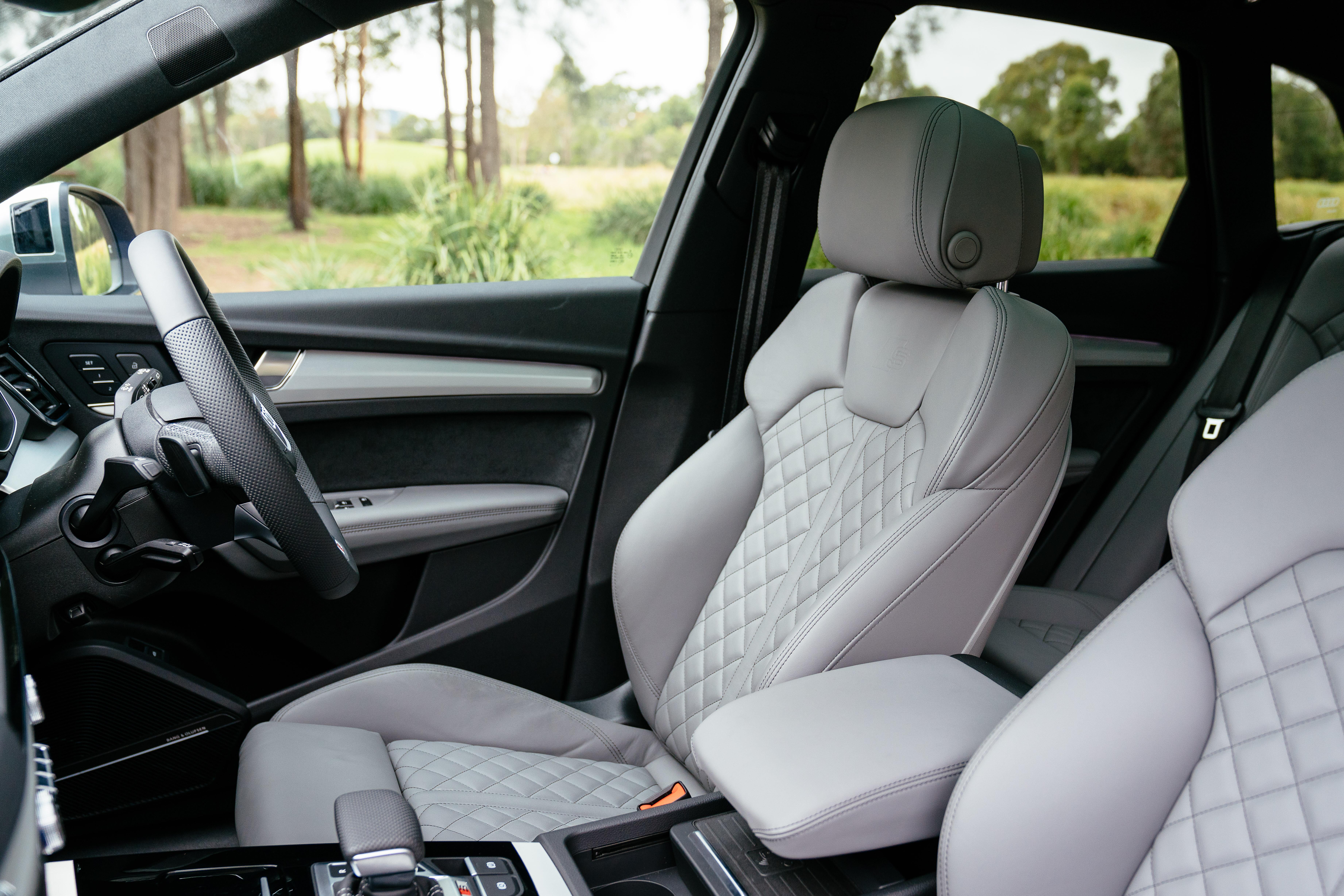 Wheels Reviews 2021 Audi Sq 5 Review Australian Launch 28
