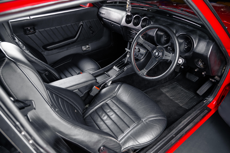 Street Machine Features Datsun 260 Z Interior Front