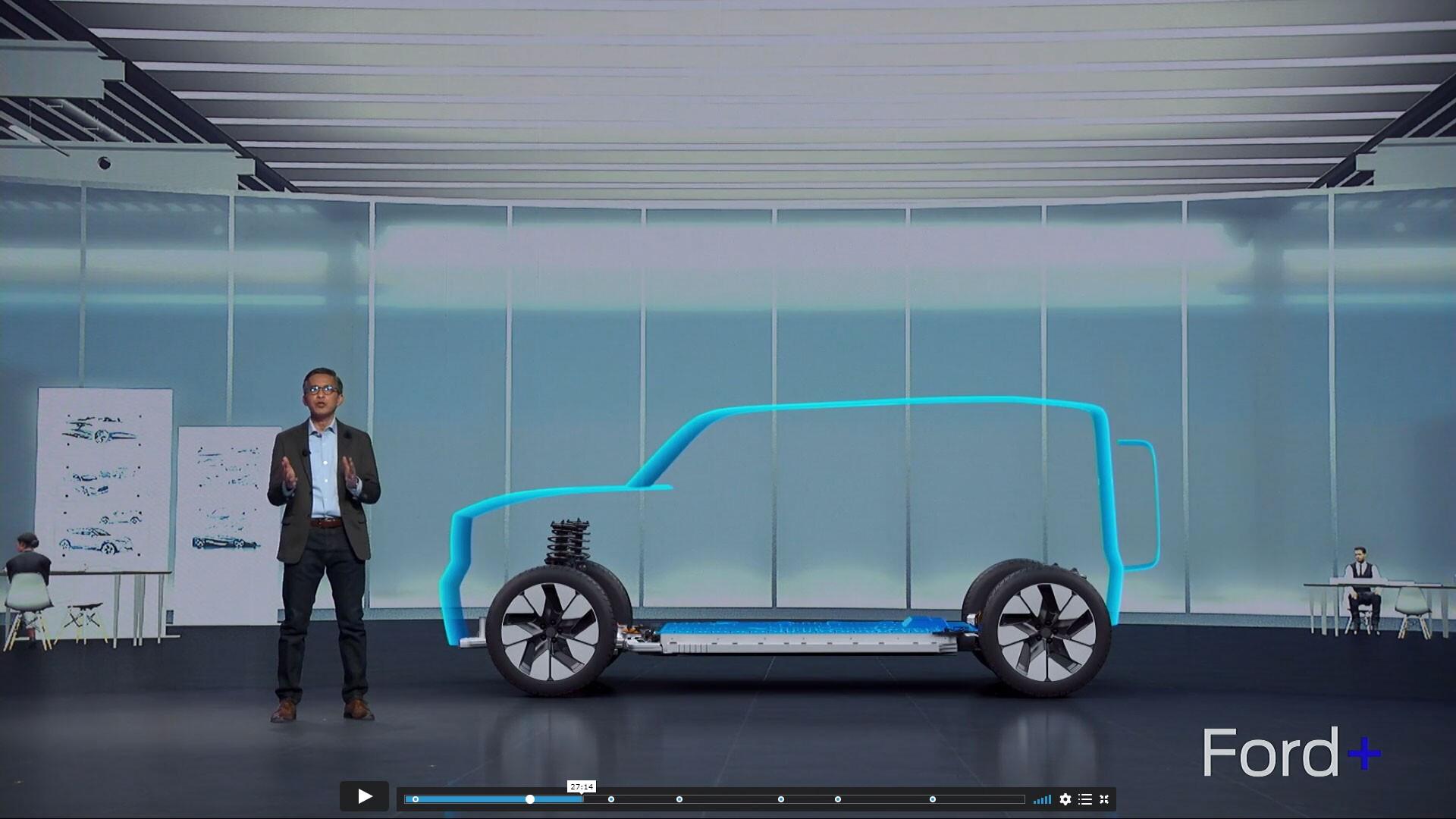 Ford E Vs Bronco