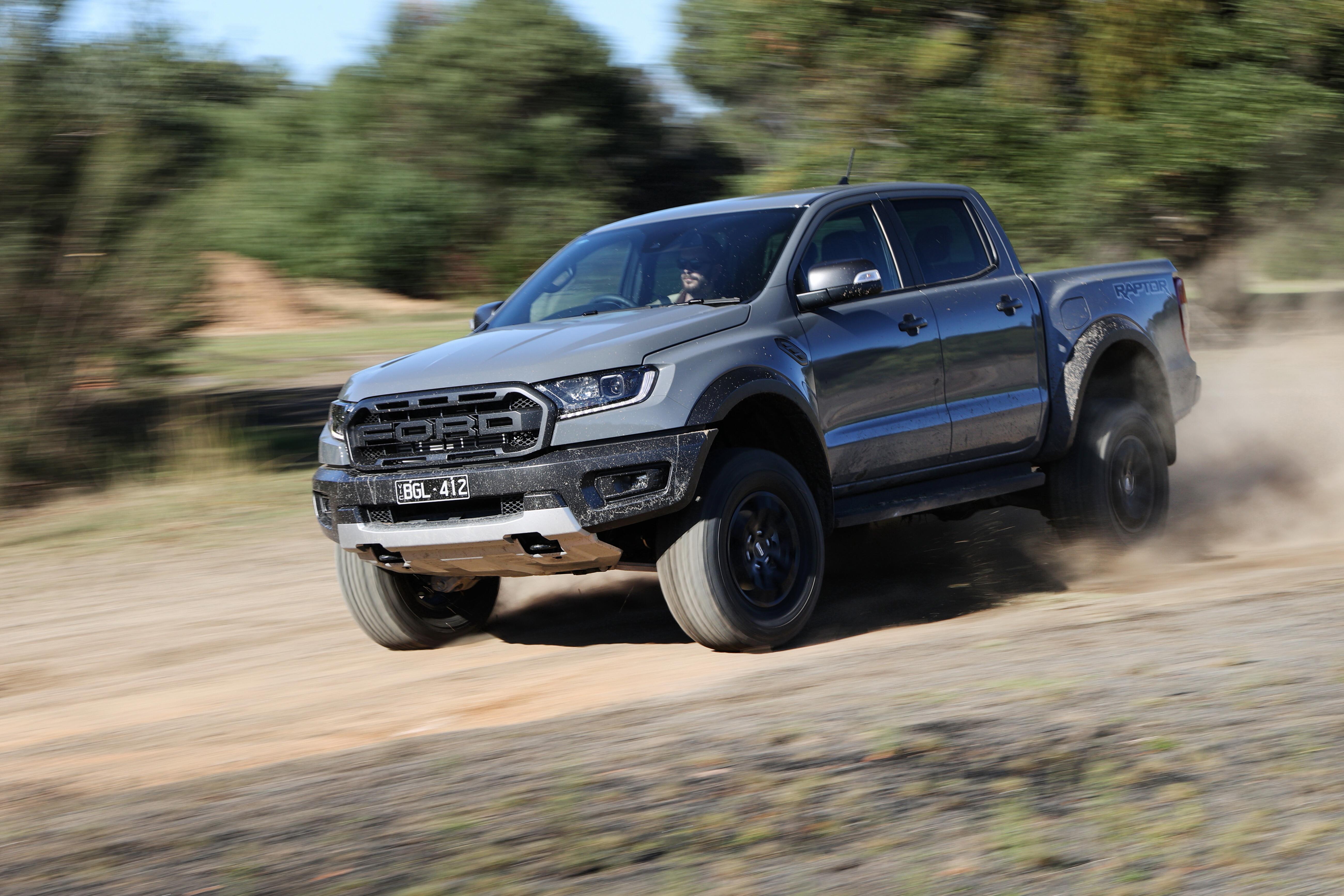 4 X 4 Australia Comparisons 2021 May 21 Ford Ranger Raptor Off Road Handling