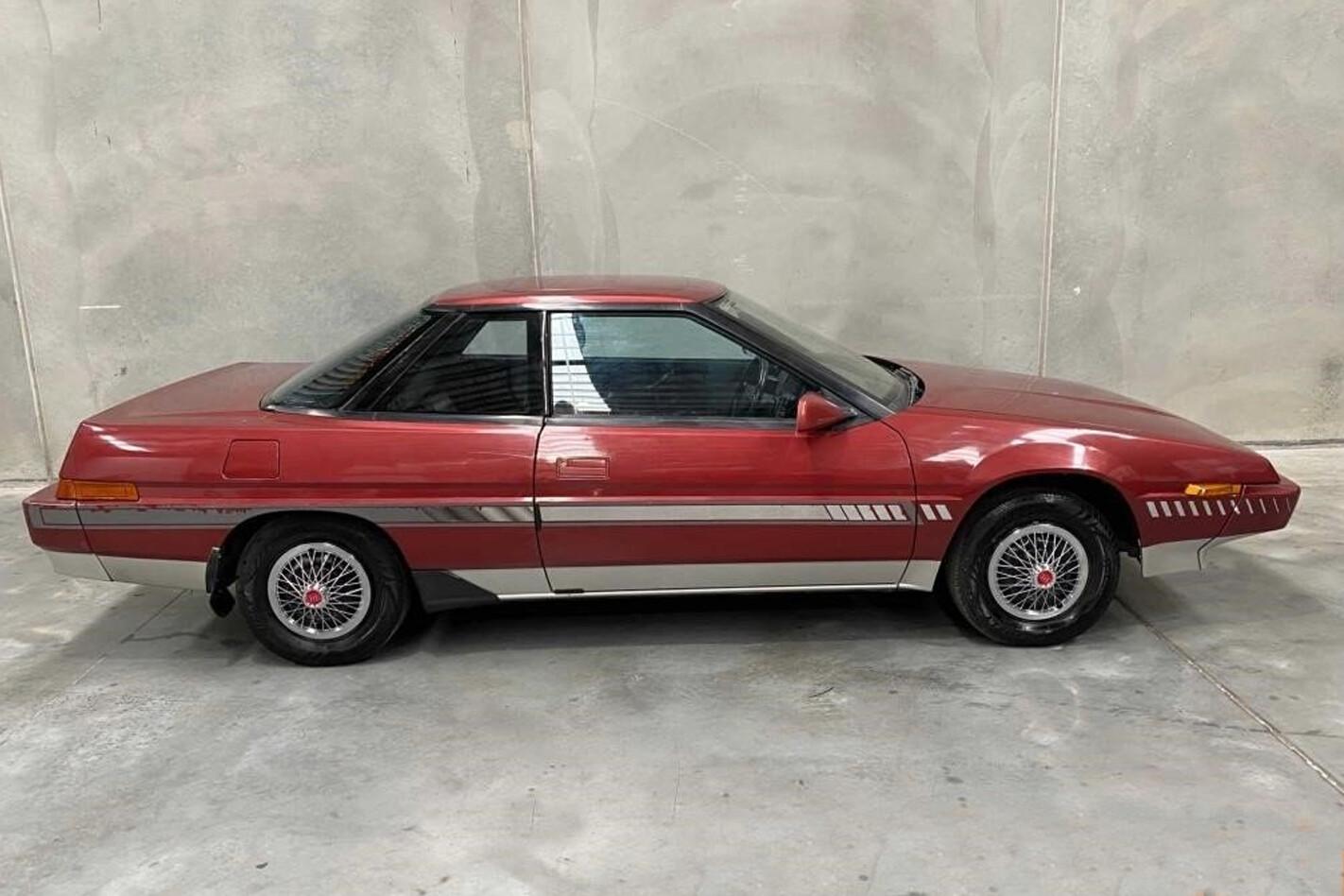 Subaru Vortex