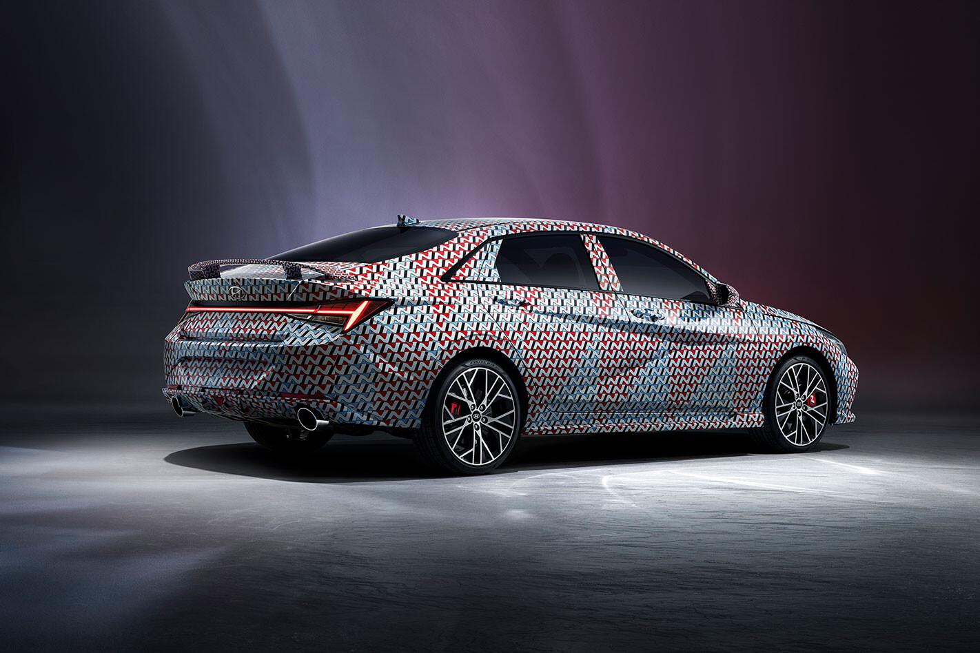 2021 Hyundai i30 sedan N