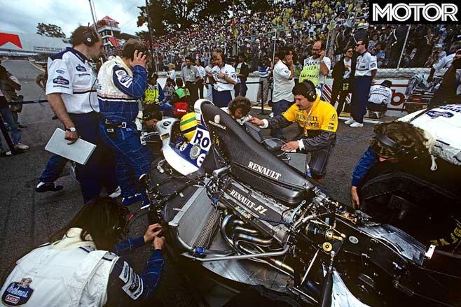 1994 Formula One Season Ayrton Senna Interlagos Jpg