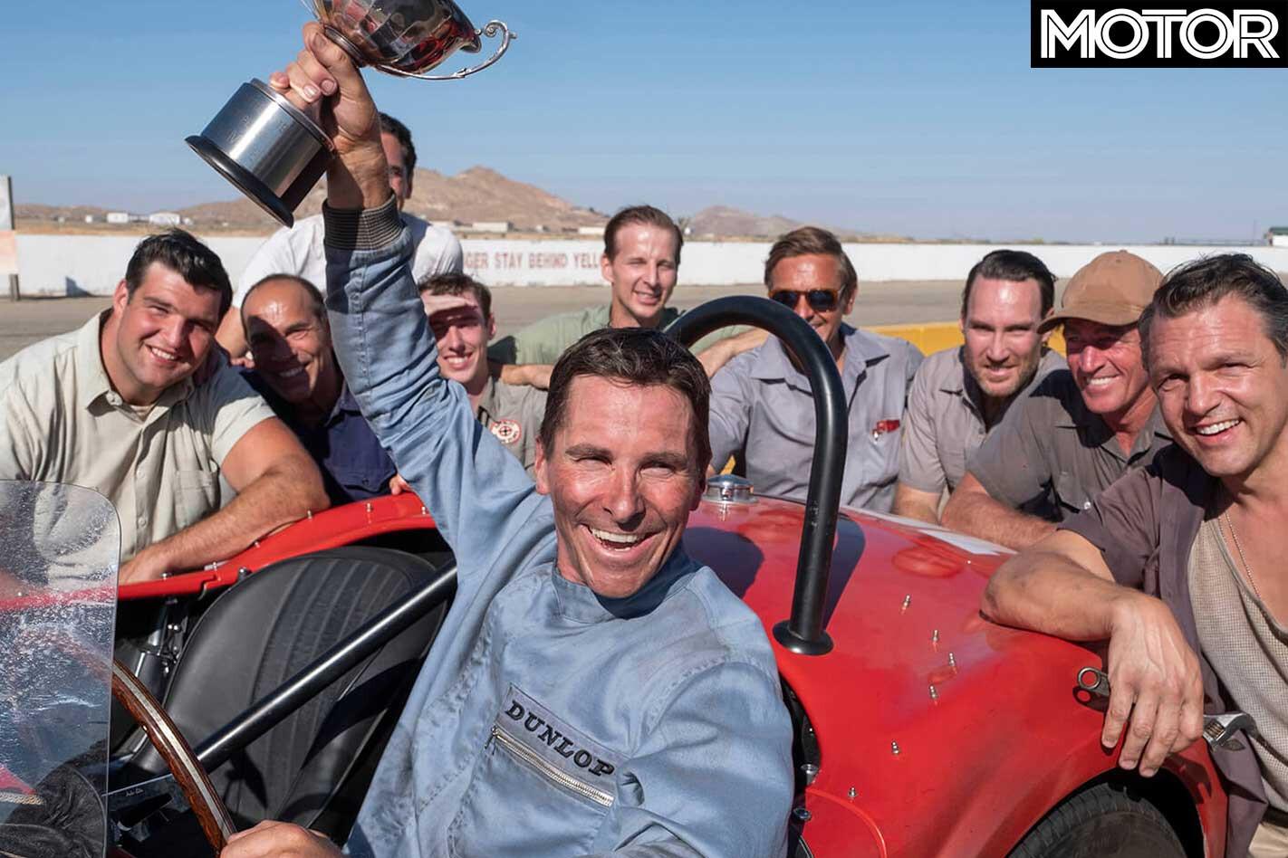 Ford V Ferrari Movie Christian Bale Jpg