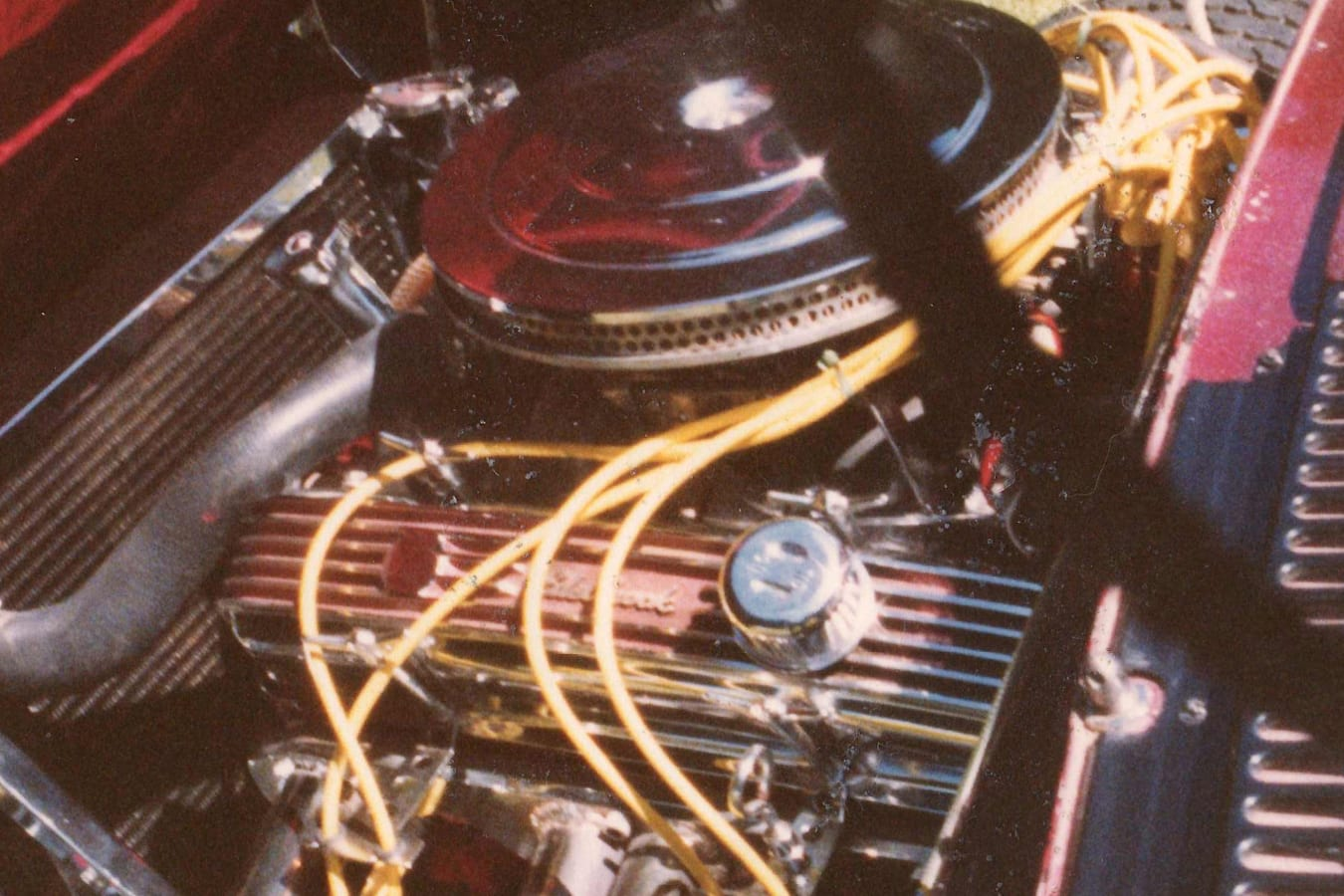 HD Holden engine